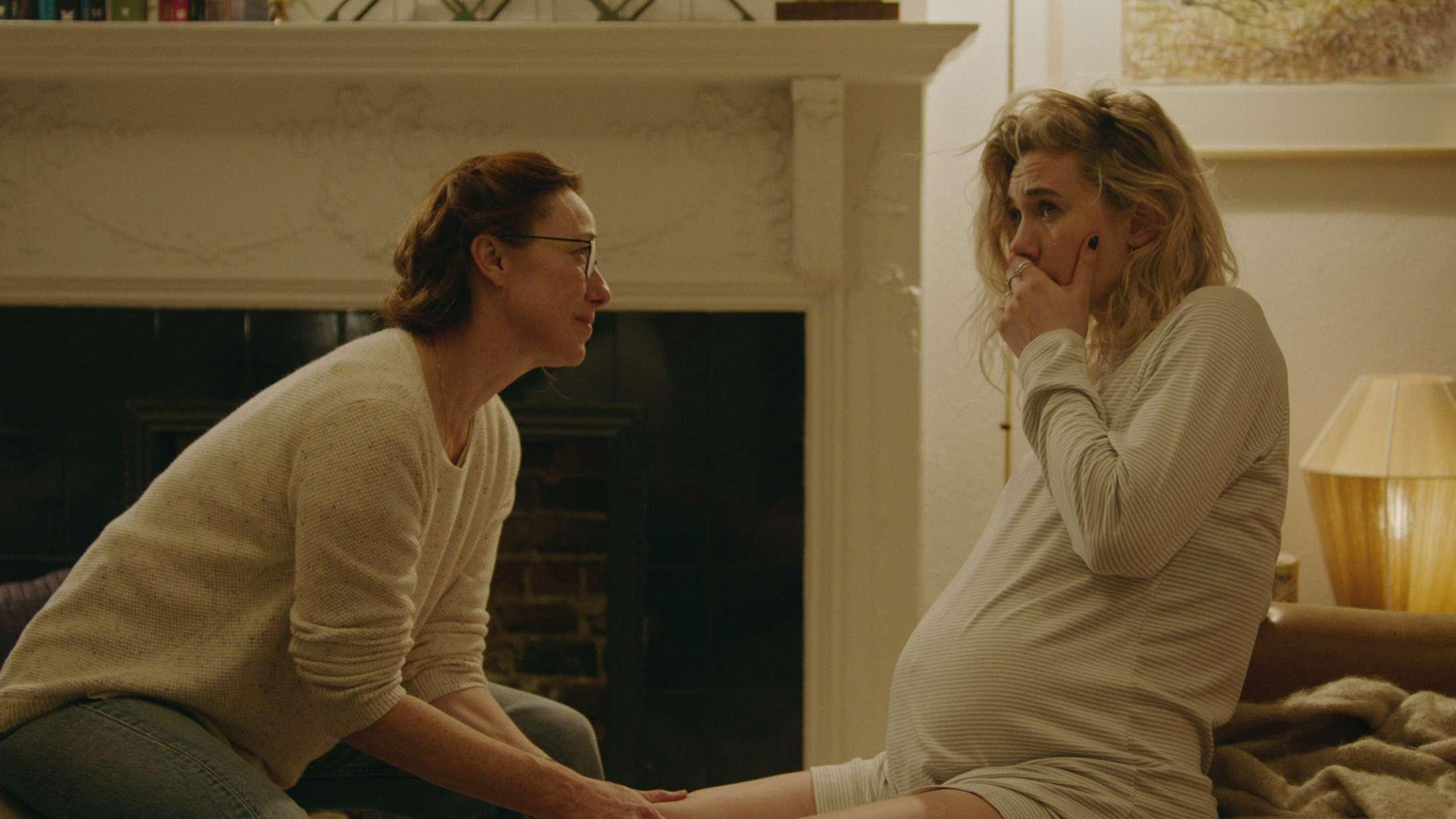 Bag en af de mest benhårde filmscener i nyere tid: Fødslen i 'Pieces of a Woman'