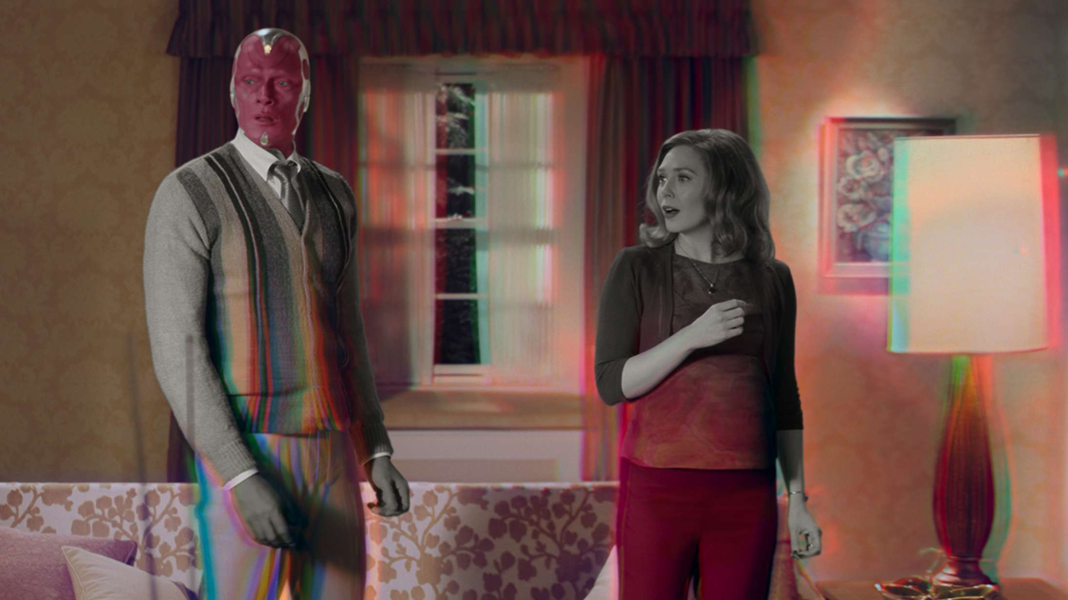 Forvirret over Marvel-serien 'WandaVision'? Vi besvarer dine største spørgsmål