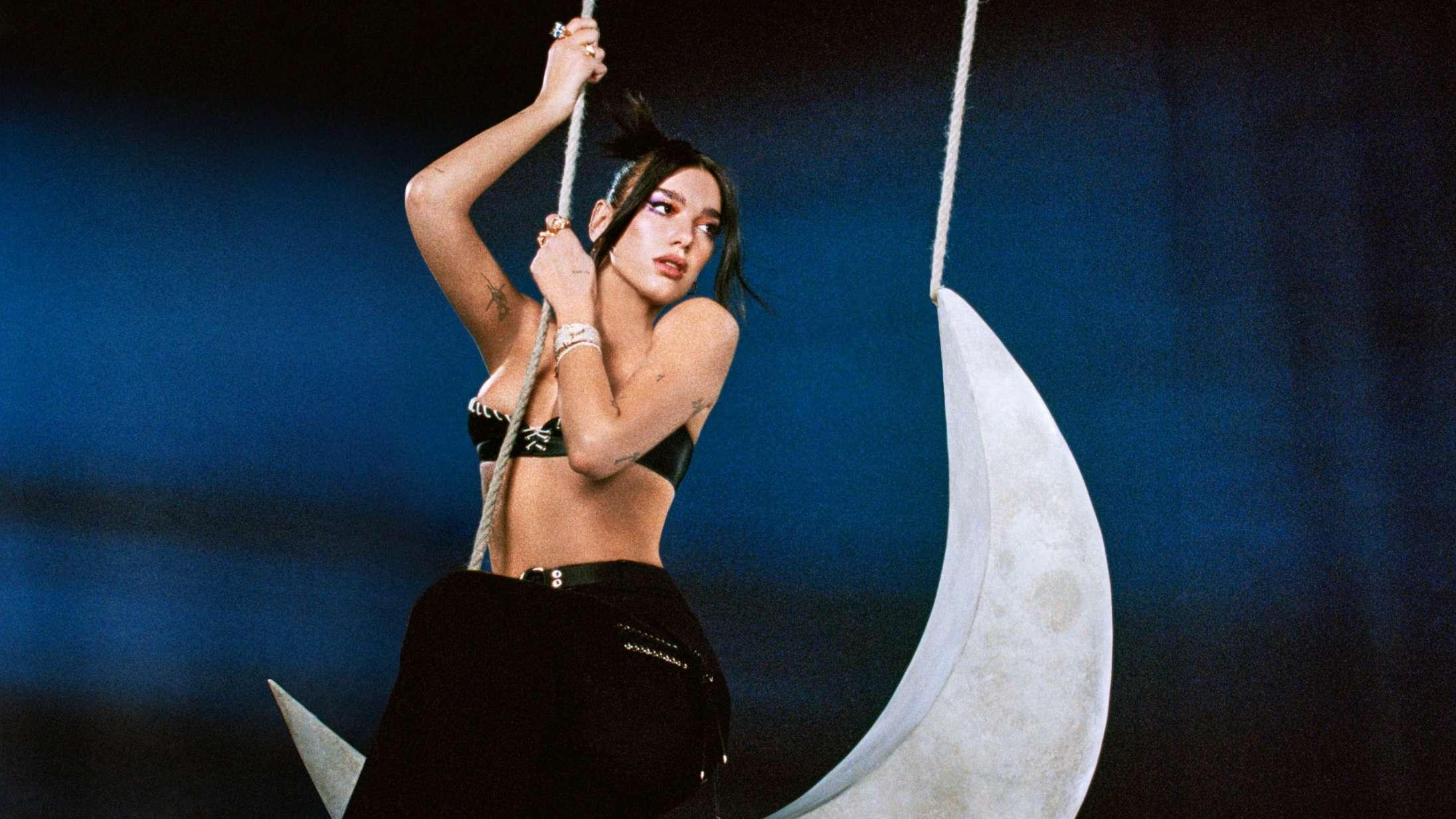 Dansker har produceret Dua Lipas nye single – se Titanic-videoen til 'We're Good'