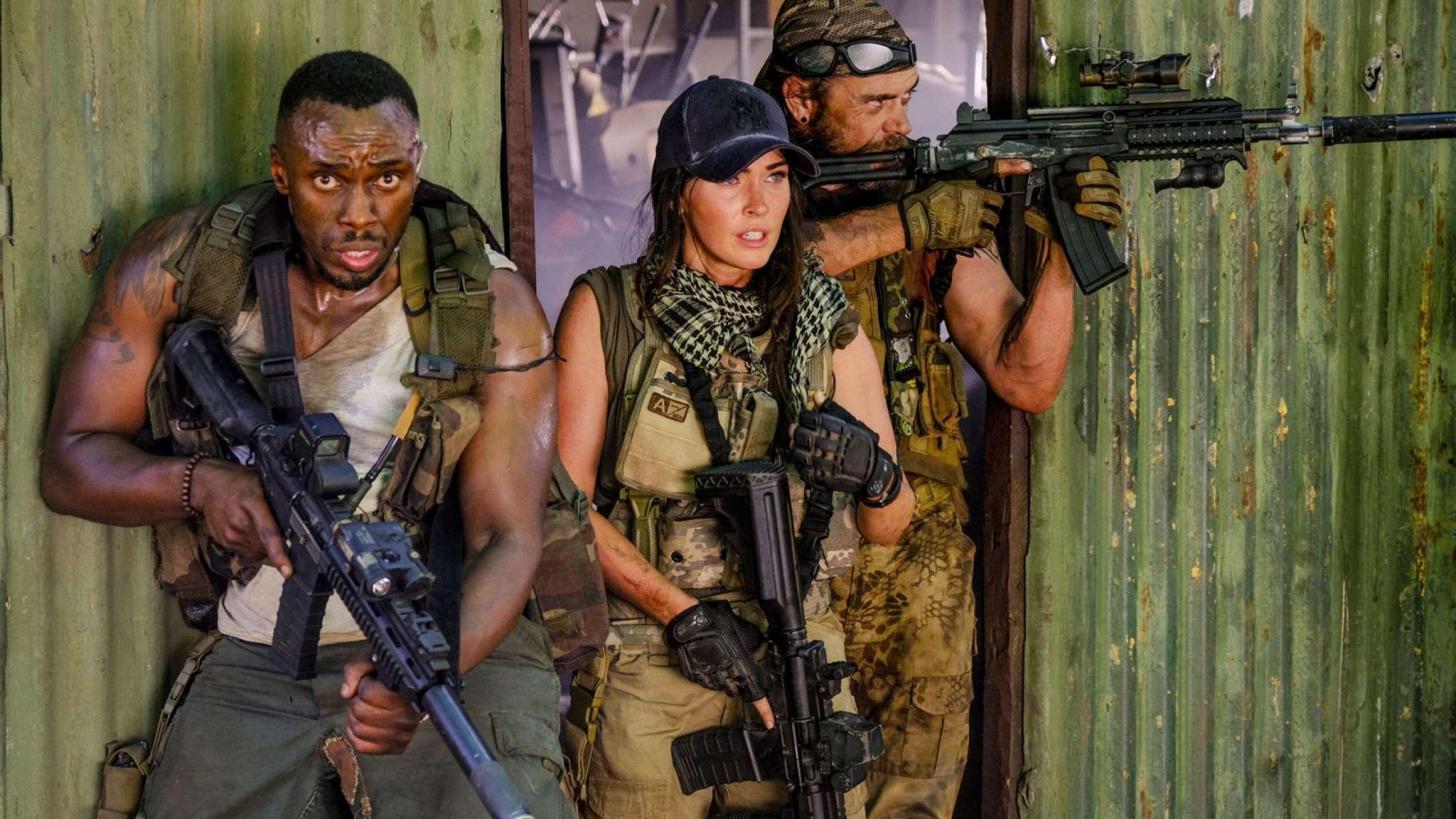 'Rogue': Løvemor jagter Megan Fox i bizar belejringsfilm