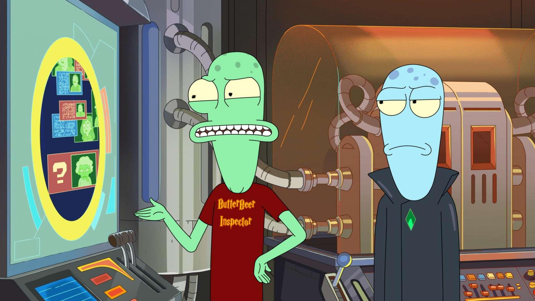 'Solar Opposites': 'Rick & Morty'-skabers nye serie er som snydt ud af næsen på… 'Rick & Morty'