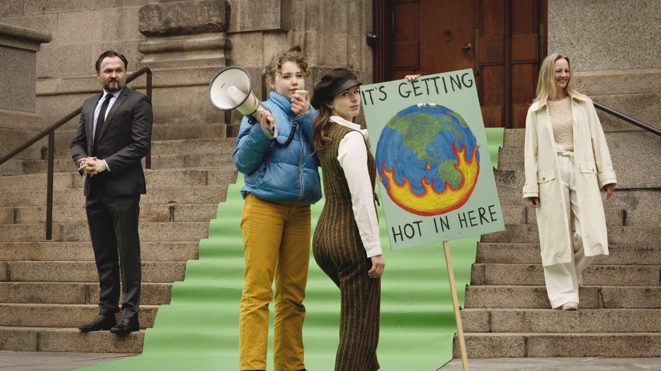 '70/30': Dansk klimadokumentar er spækket med mindeværdige scener