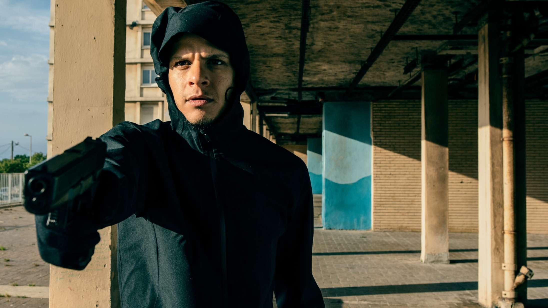 'Caïd': Ambitiøs Netflix-serie er mest spændende på papiret