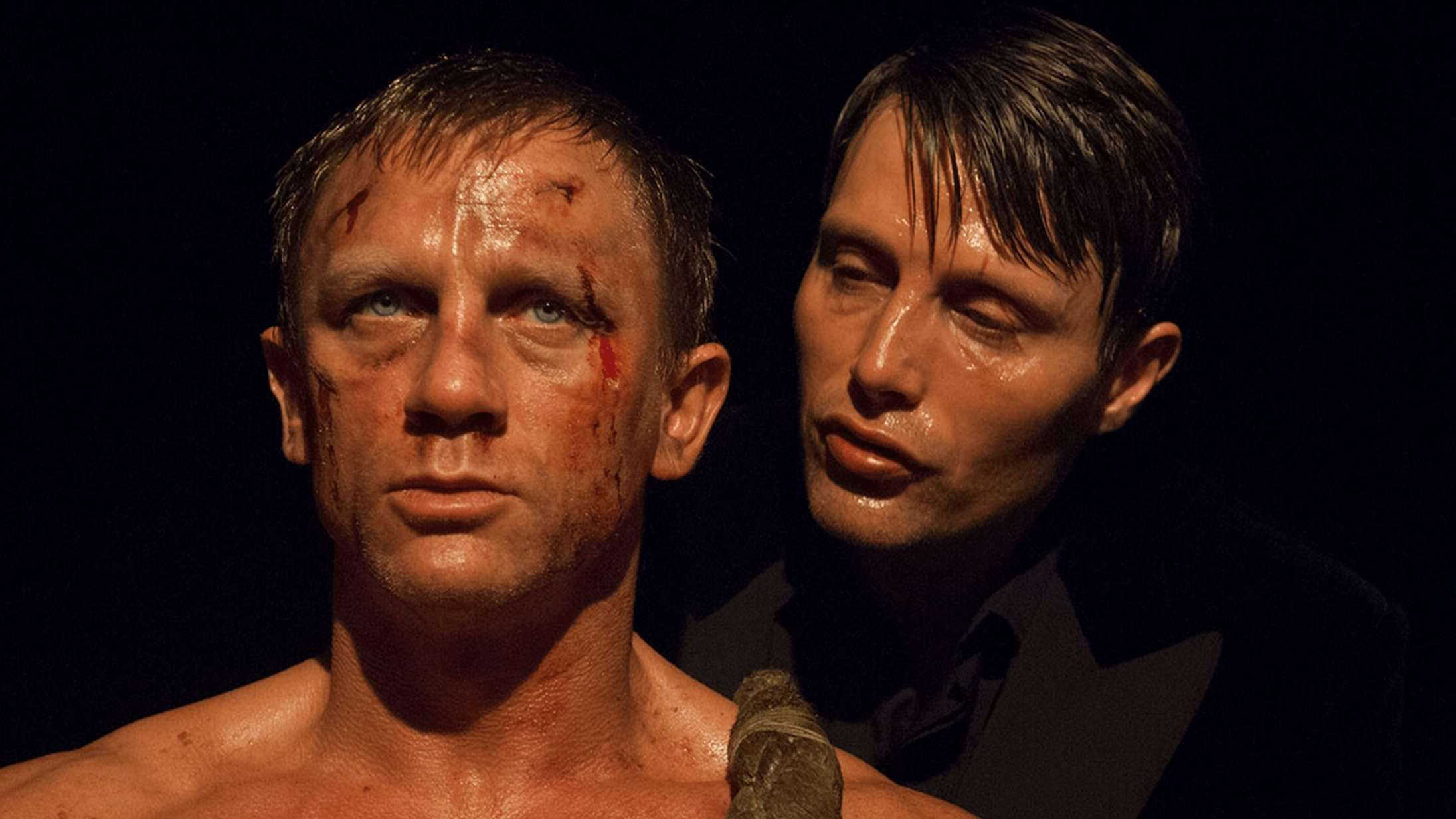 Se Mads Mikkelsen og Daniel Craigs genforening – med gylden anekdote om deres første møde