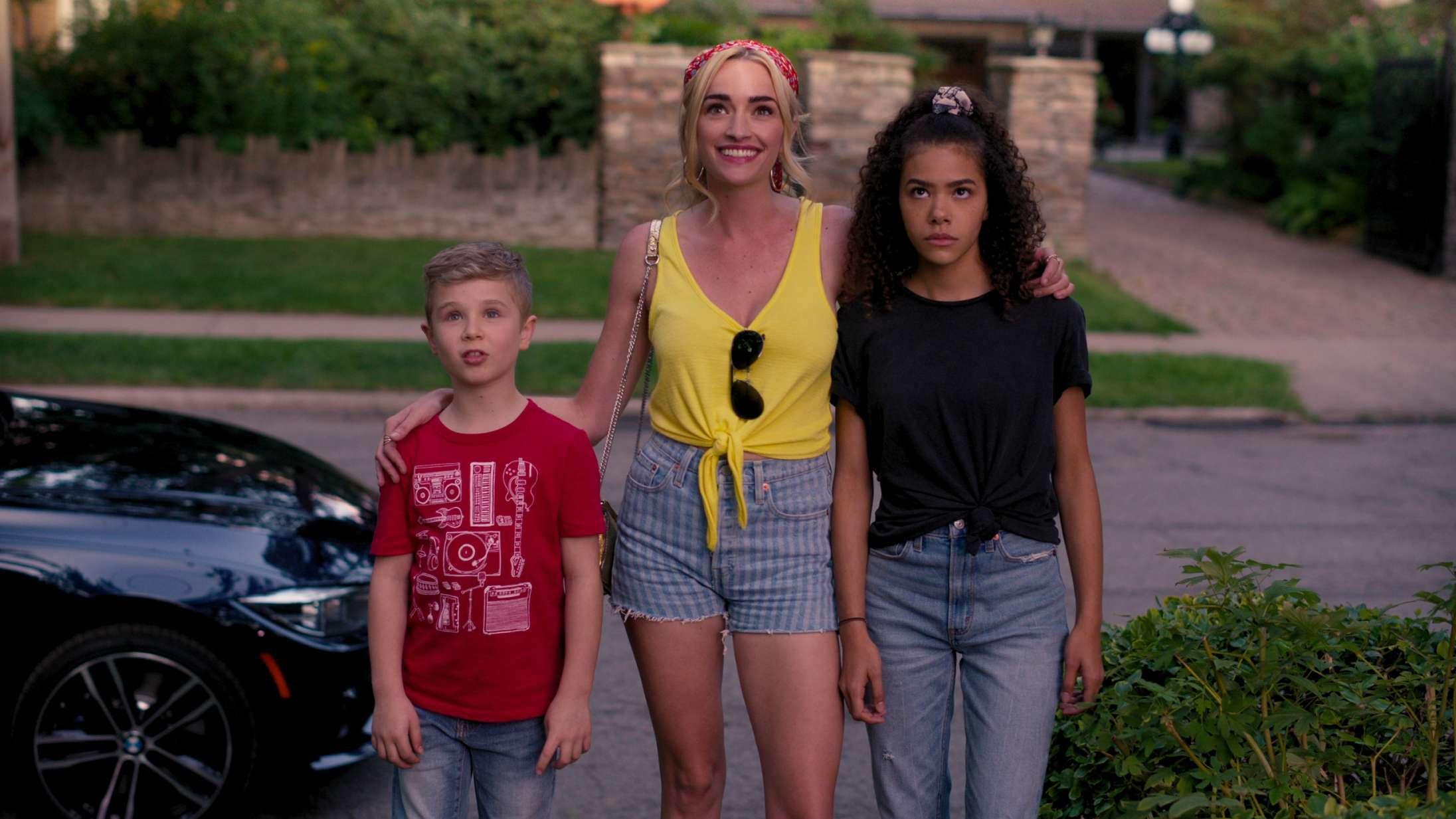 Det er en hån mod kvinder, når Netflix lader en 31-årig spille mor til en 24-årig