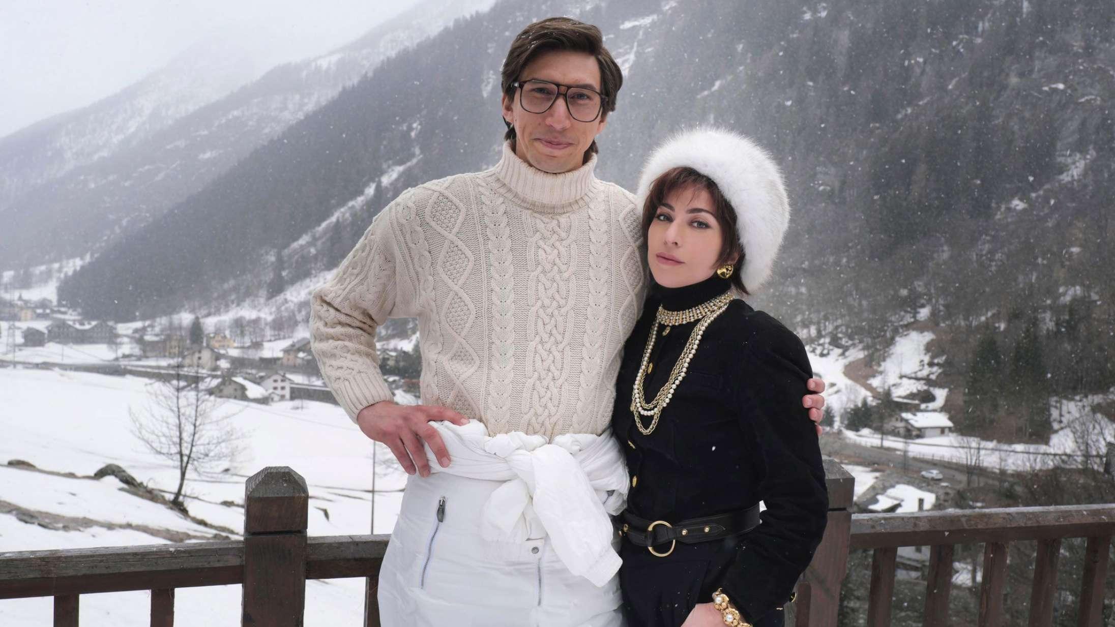 Gucci-familien langer hårdt ud efter Ridley Scotts kommende film med Adam Driver og Lady Gaga