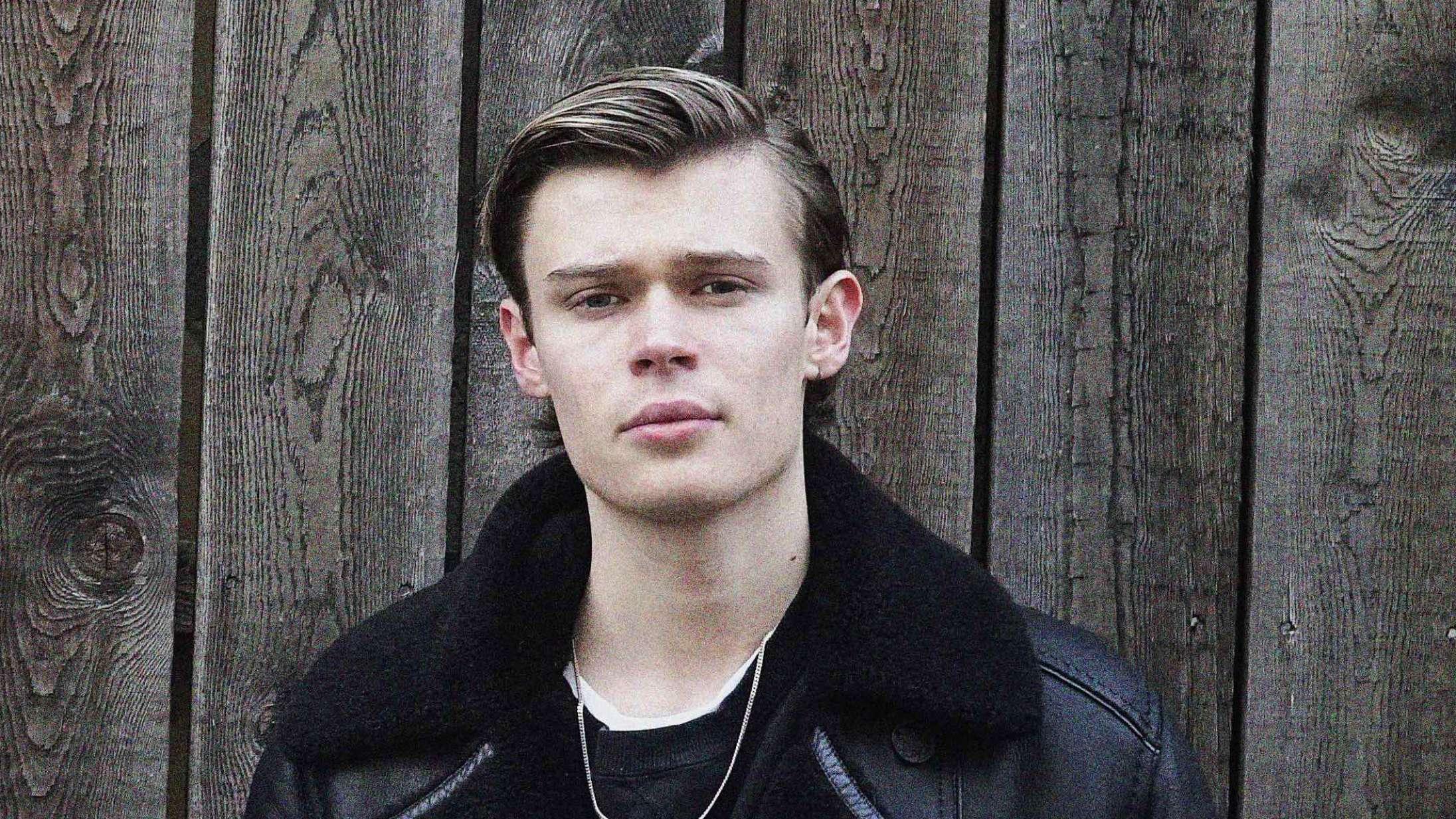 Først blev han kendt som 'Den Danske Justin Bieber' – nu producerer han selv for verdensstjernen