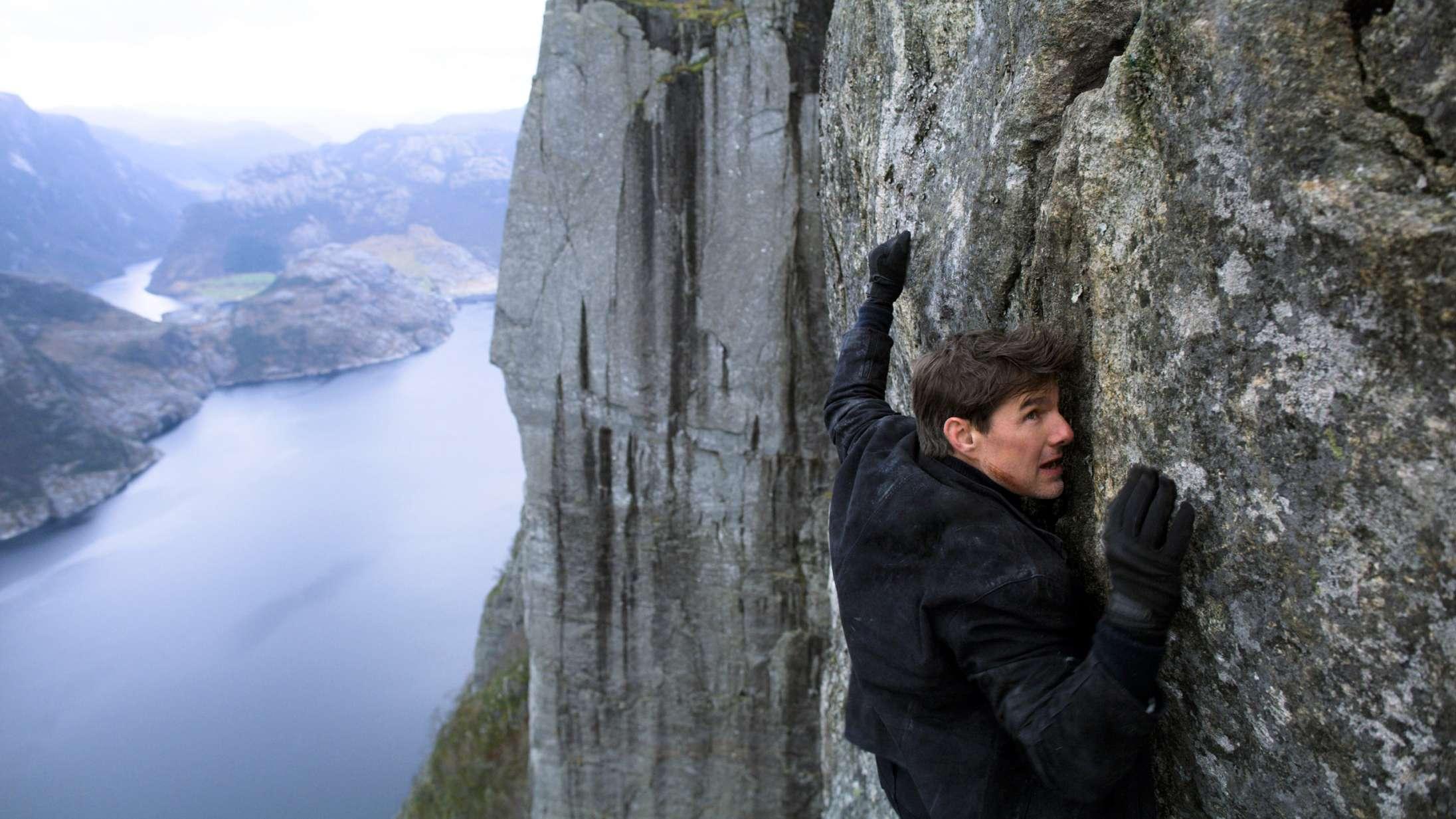 Ny stor streamingtjeneste i Danmark hænger på en klippevæg med det yderste af neglene