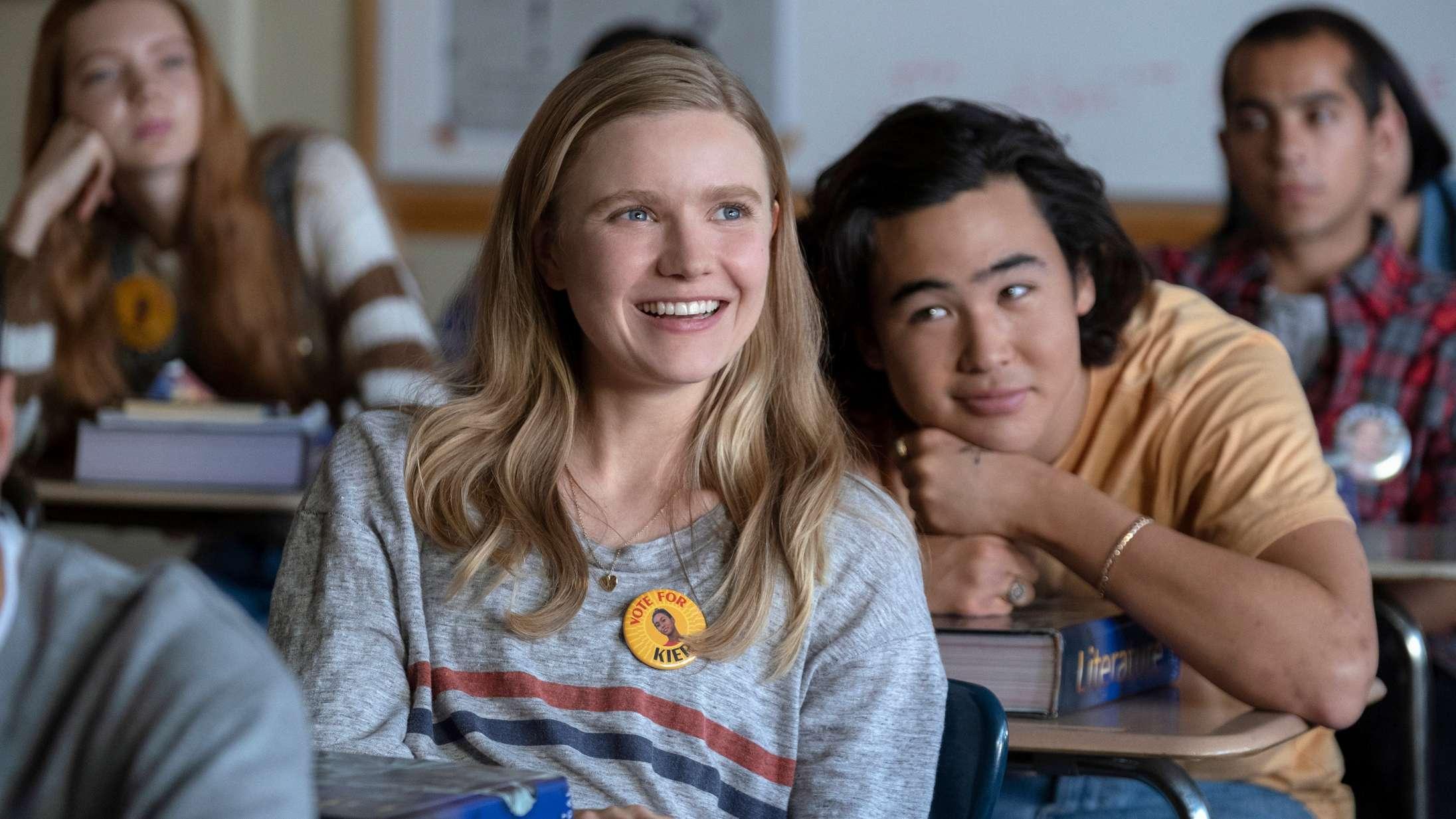 'Moxie': Hej Søster! Amy Poehlers guide til riot grrrl-musik og kamp mod hverdagssexisme er godt selskab
