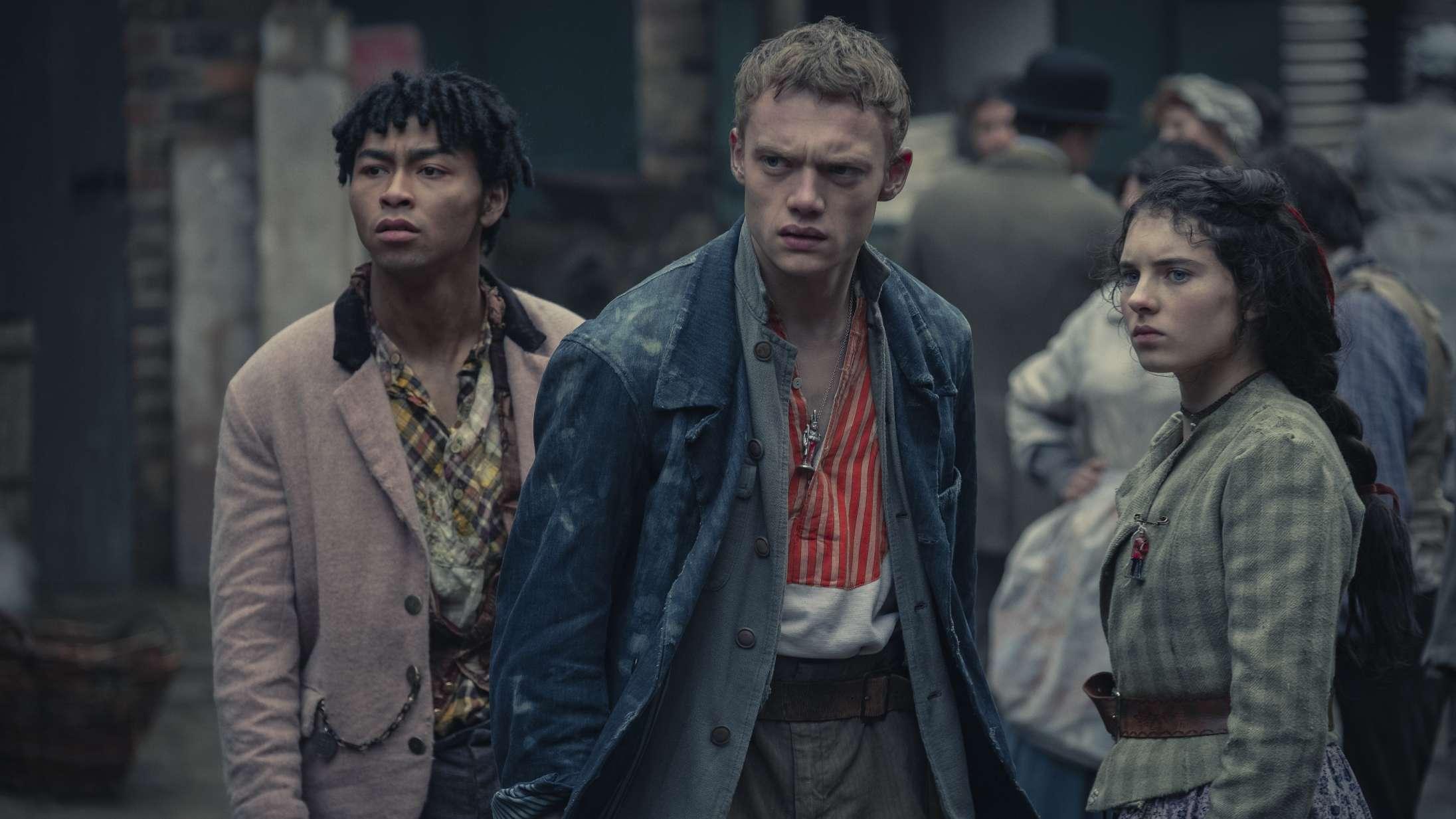 'The Irregulars': Netflix' Sherlock Holmes-spinoff burde være smidt i pejsen