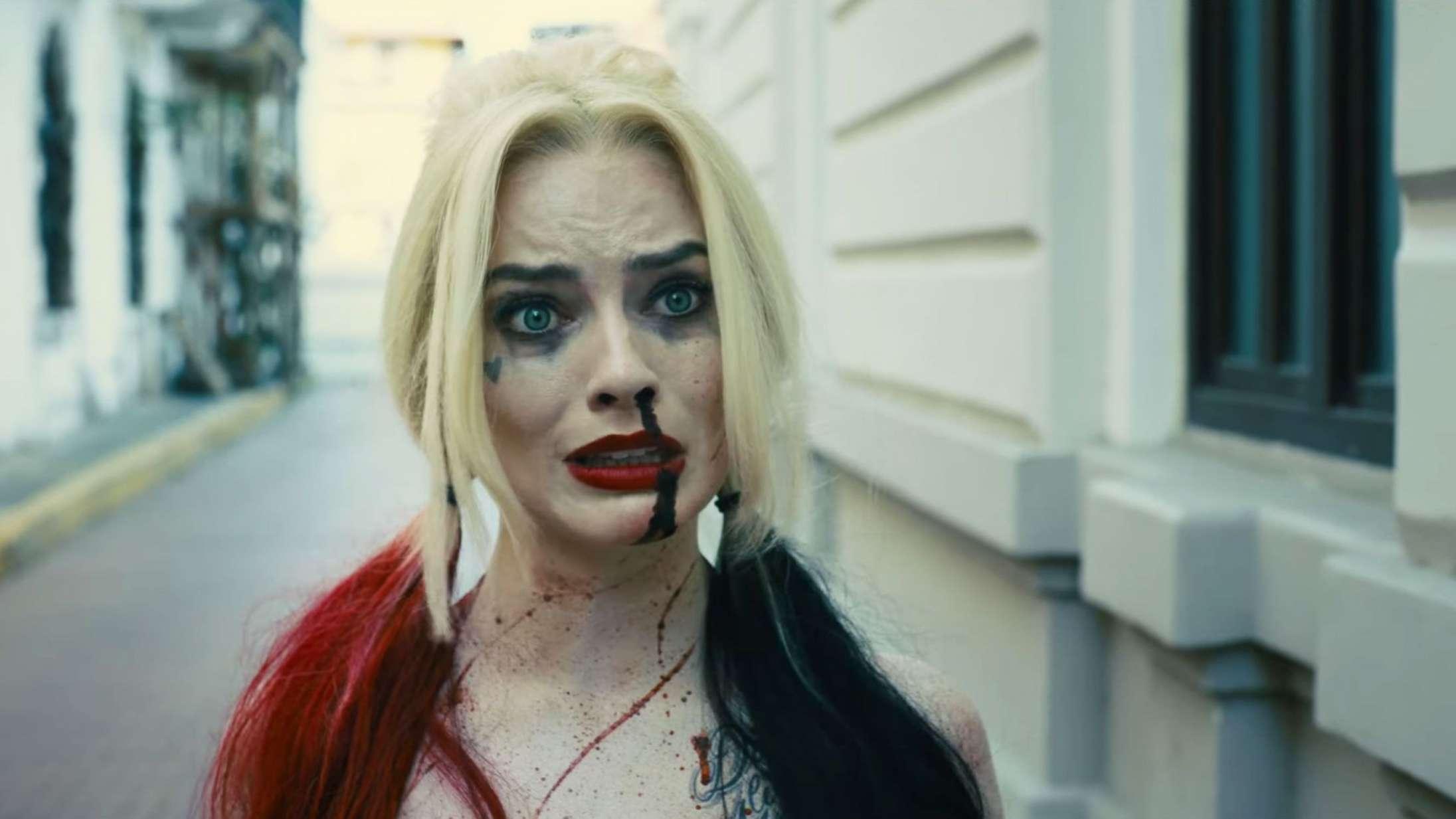 Idris Elba og Margot Robbie tager på selvmordsmission i første skøre trailer til James Gunns 'The Suicide Squad'