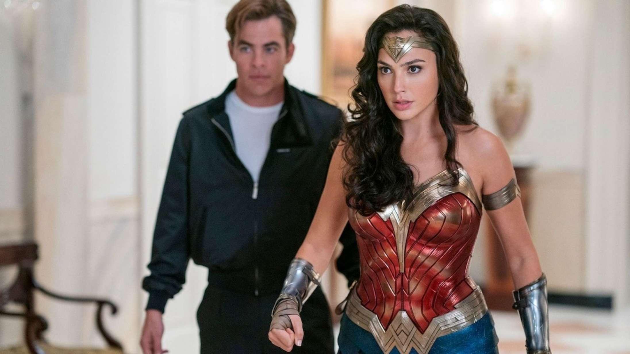 'Wonder Woman 1984': Ja, jeg knuselsker hvert et fjollet minut af Gal Gadots forrygende 80'er-fest
