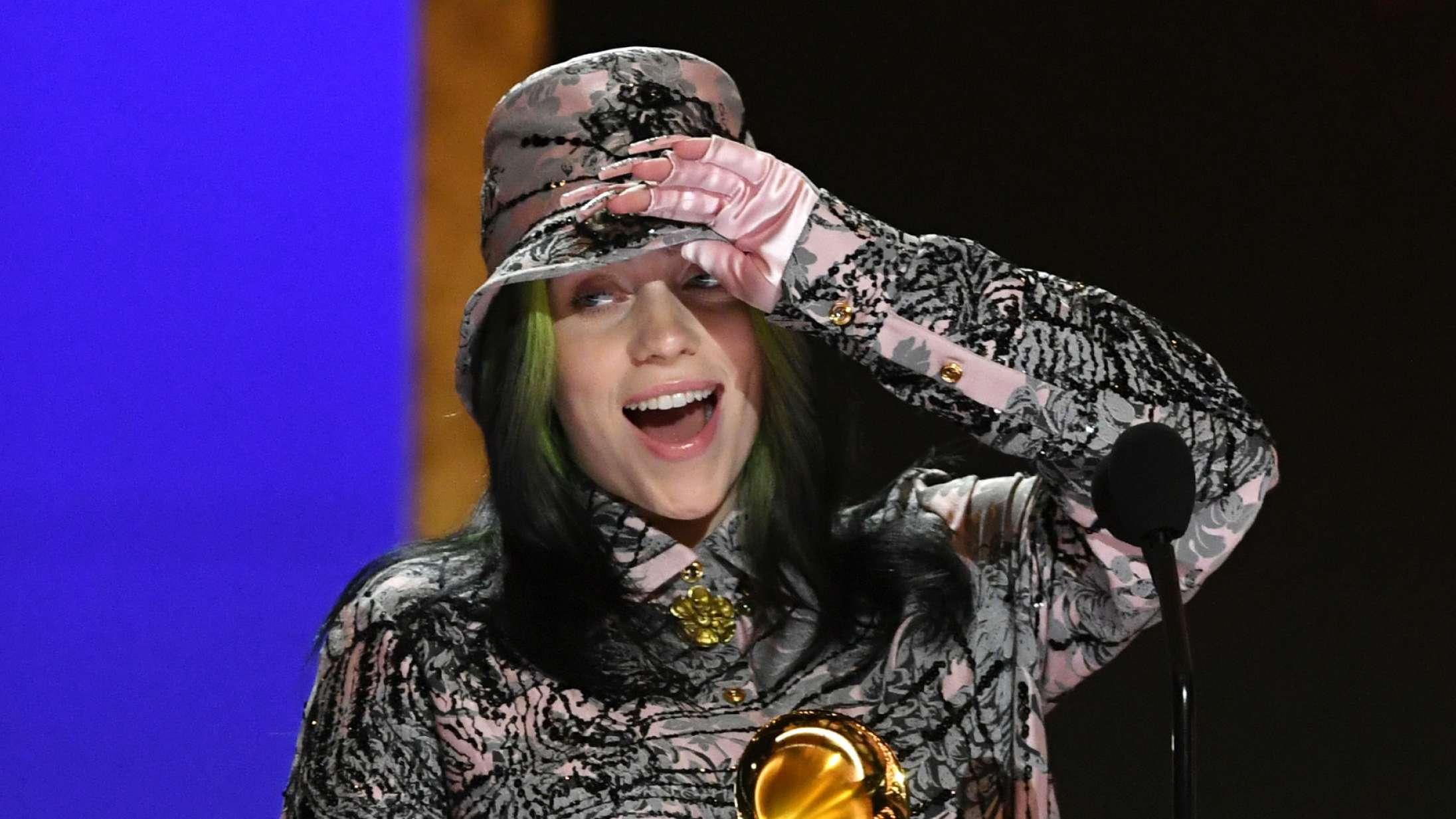 Er det hykleri eller hyldest, når Grammy-vindere siger undskyld for deres sejr?