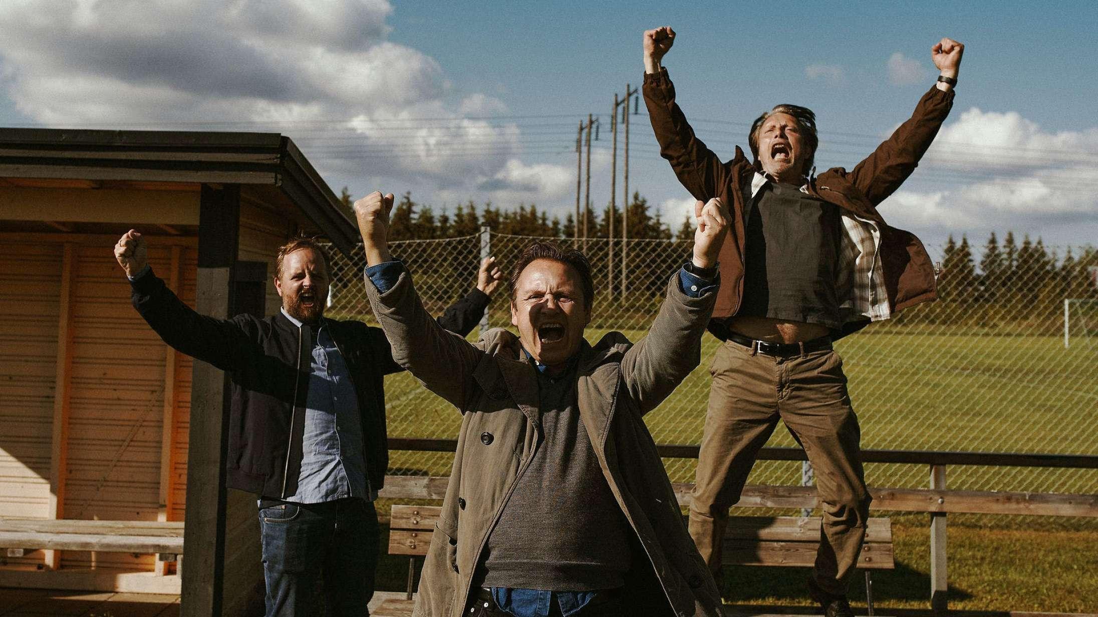 'Druk' vinder den britiske BAFTA-pris – et skridt nærmere Oscar-sejr