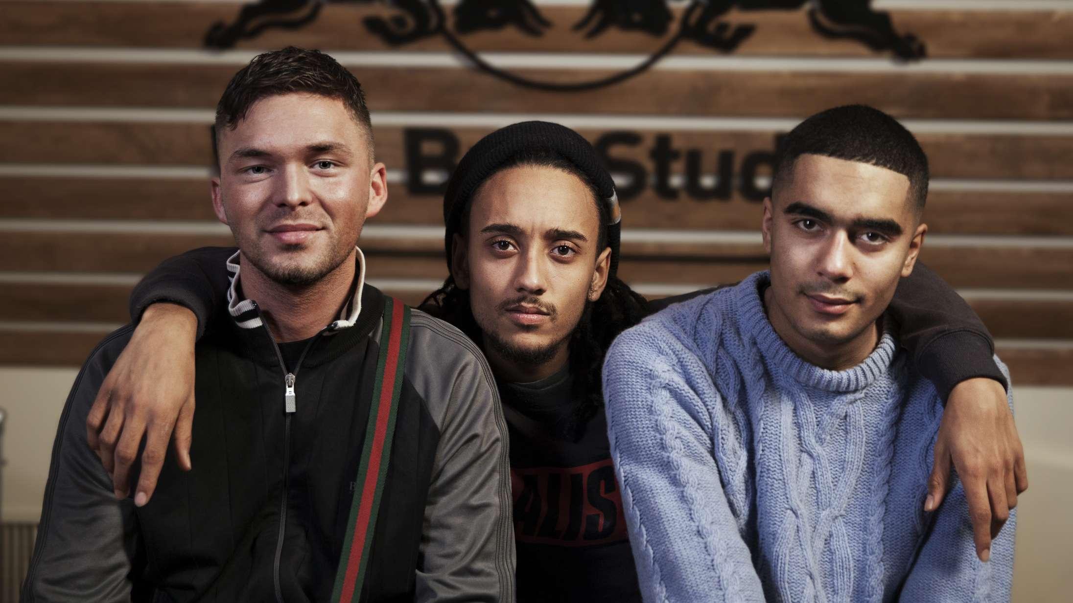 Gilli, Kesi og Benny Jamz udgiver deres tredje sang i år som B.O.C – lyt til 'No Love'