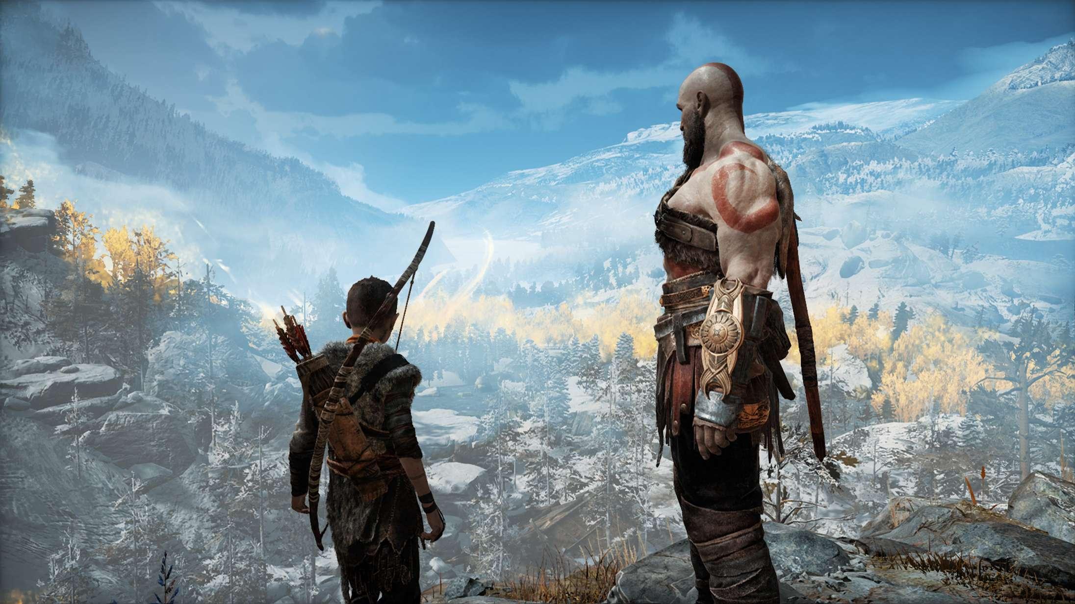 'God of War: Ragnarok' forsinkes til 2022