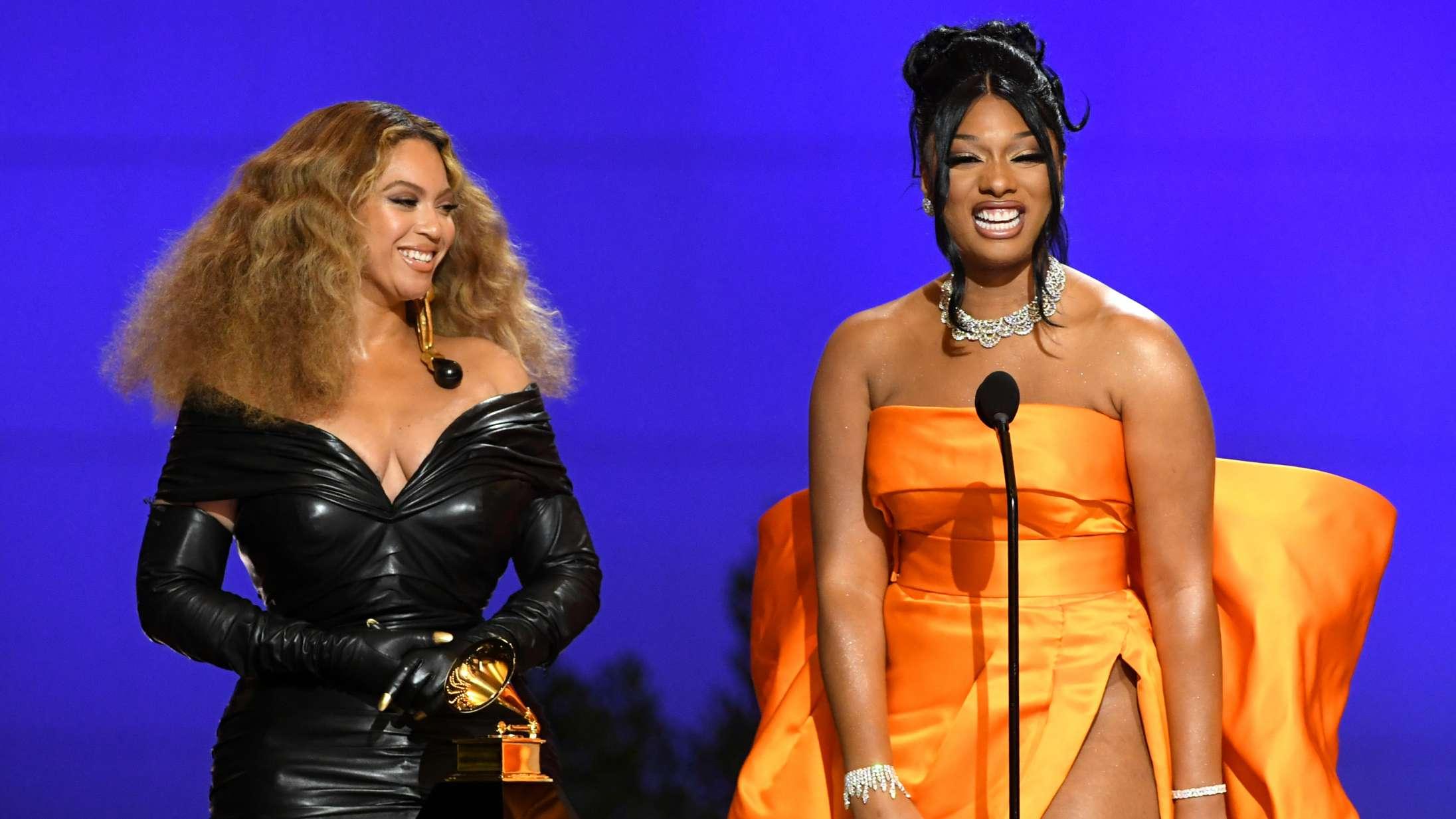 Beyoncé, Megan Thee Stallion og Billie Eilish blev årets store Grammy-vindere –se hele listen