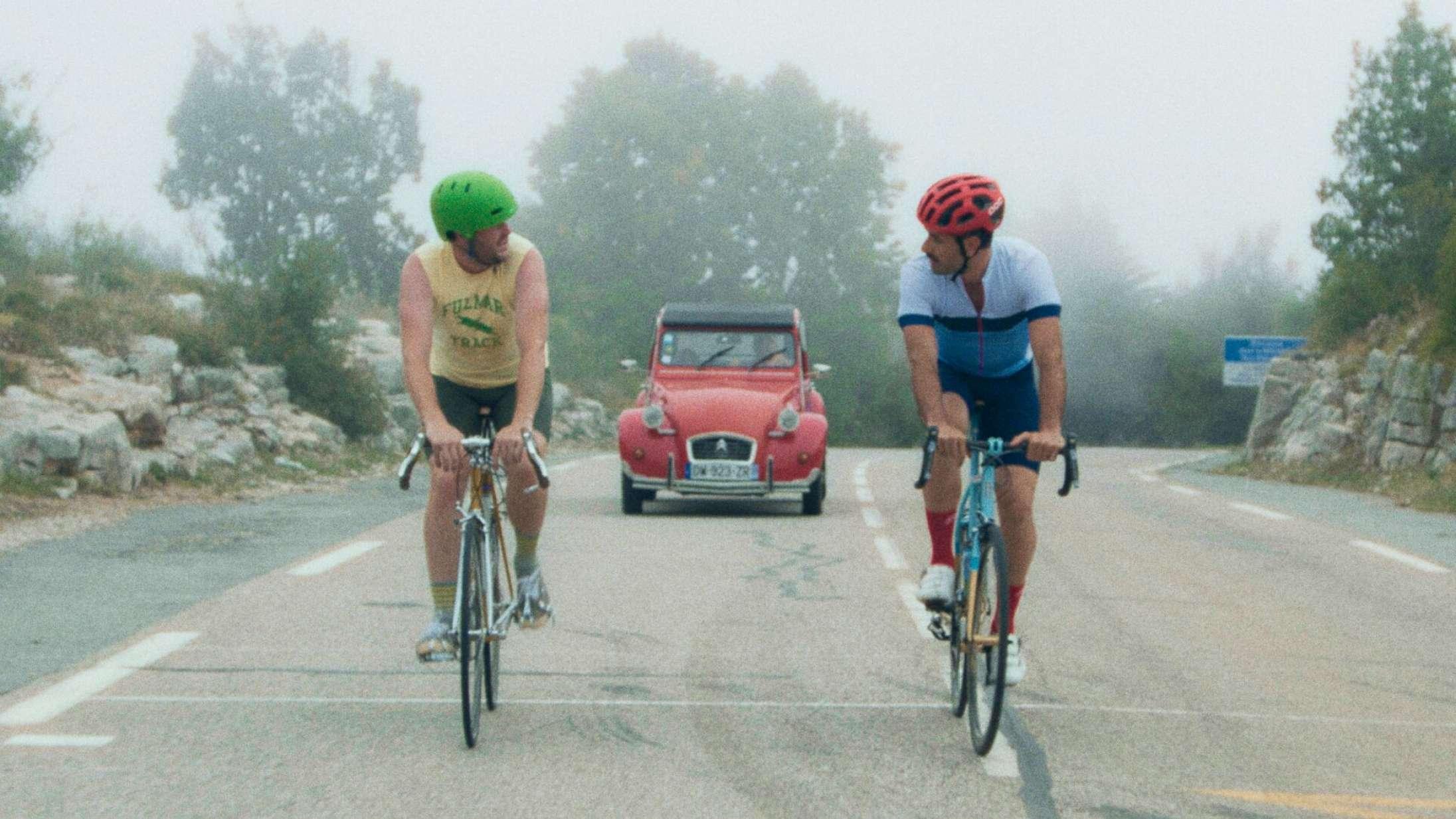 'The Climb': Indie-dramedyens 'The Revenant' skulle være blevet på cyklen