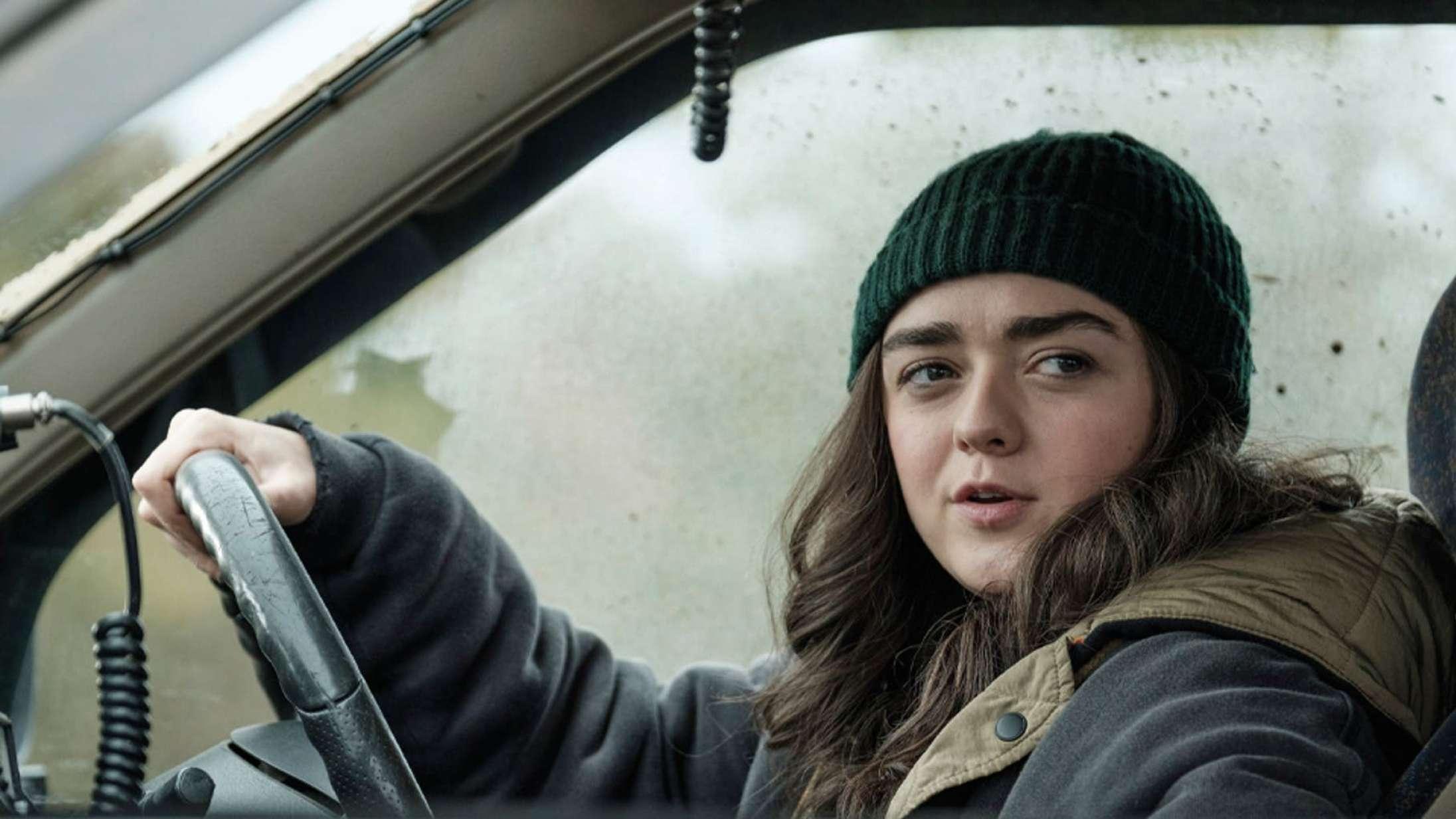 'Two Weeks to Live': Ny serie bringer Maisie Williams tættere på glemslen