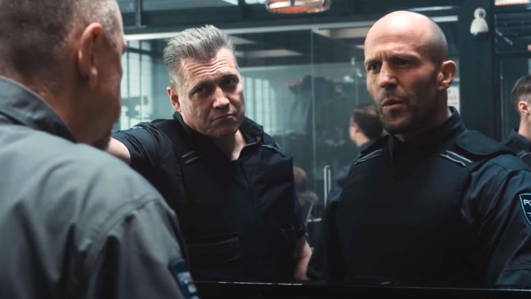 Se traileren til Guy Ritchies nye actionbasker 'Wrath of Man' med Jason Statham og Post Malone