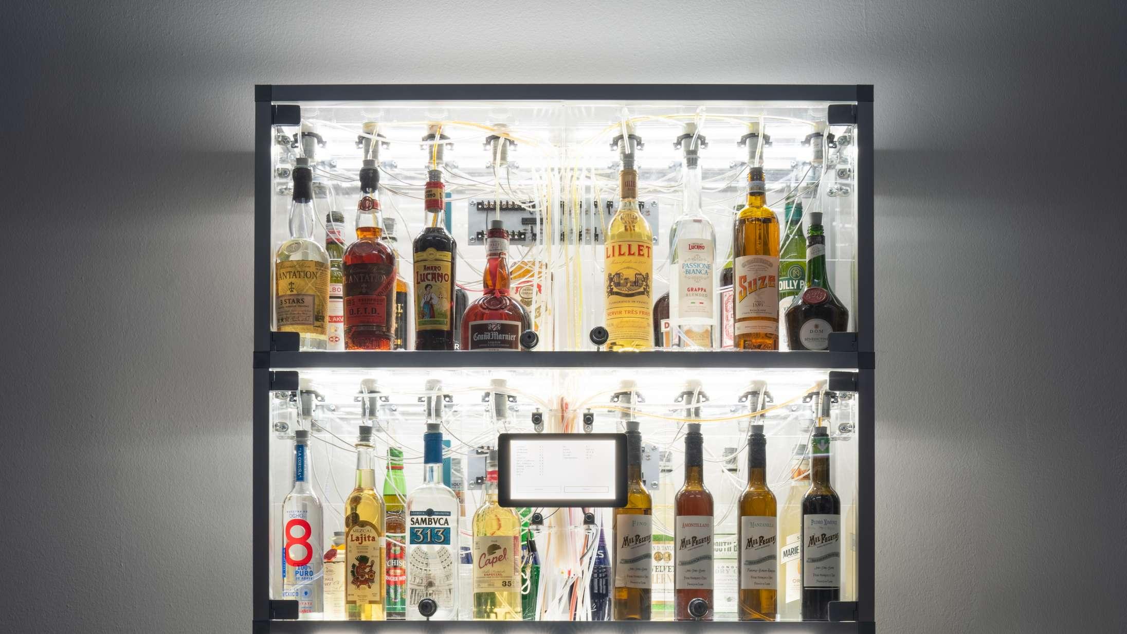 Svend Sømods cocktailprinter er en bedre bartender end dig