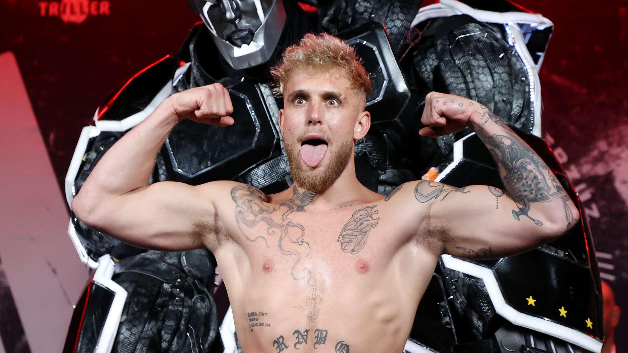 Floyd Mayweather er klar på boksekamp mod Jake Paul
