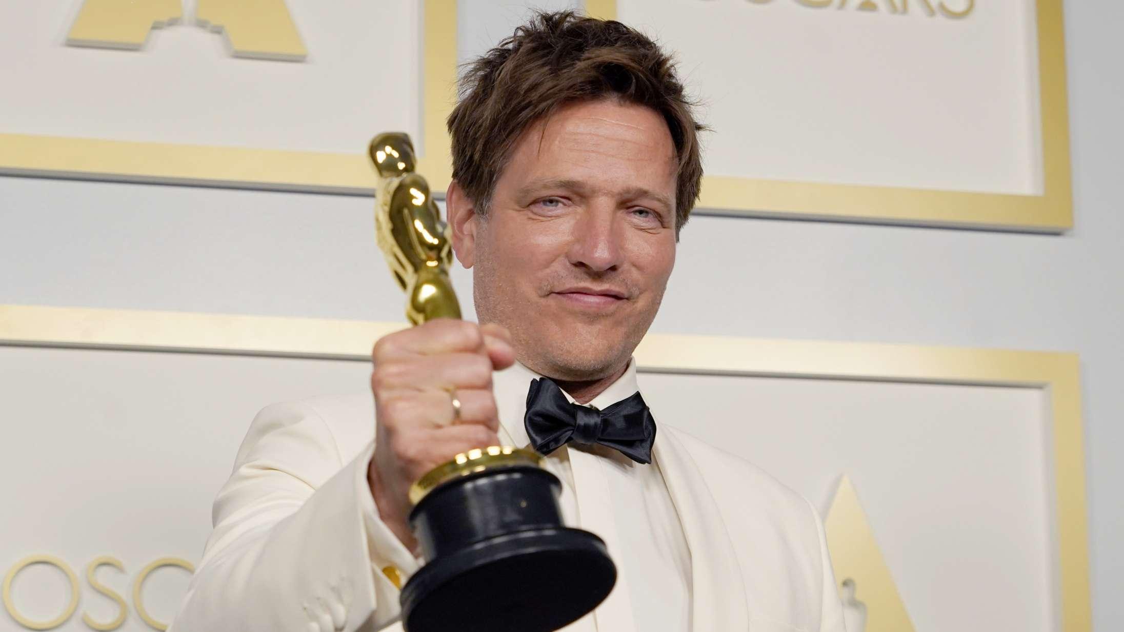 Thomas Vinterberg efter Oscar-sejren: »Jeg har virkelig rumsteret med den tale«