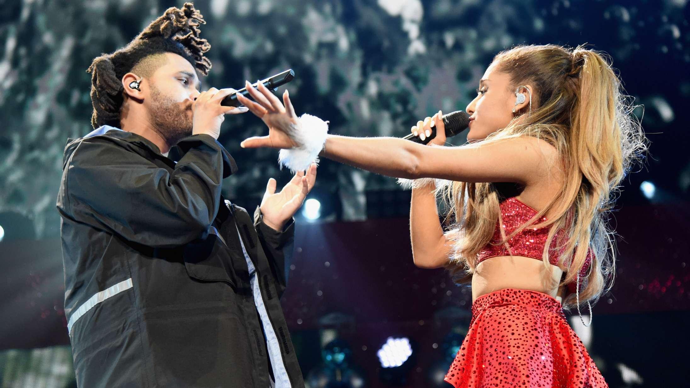 The Weeknd har inviteret Ariana Grande med på nyt remix af storhit