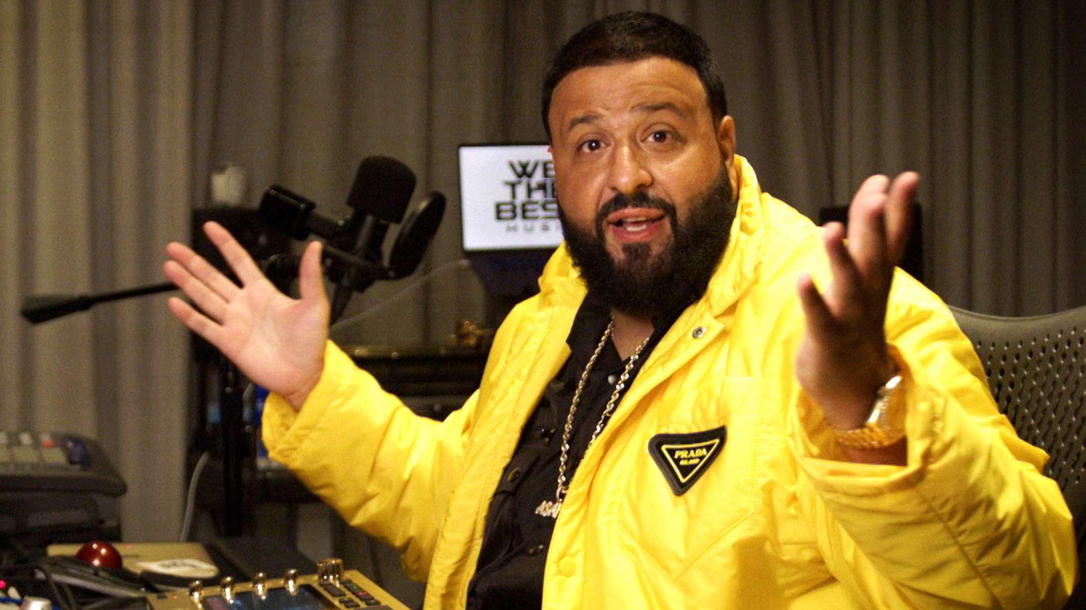DJ Khaleds nye album er et godt bud på årets vildeste gæsteliste