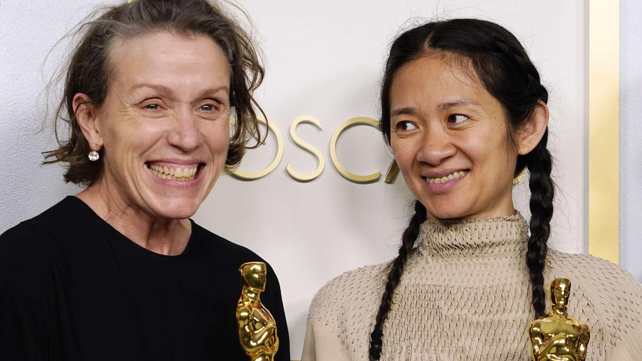 Derfor hylede Frances McDormand som en ulv i Oscar-takketale