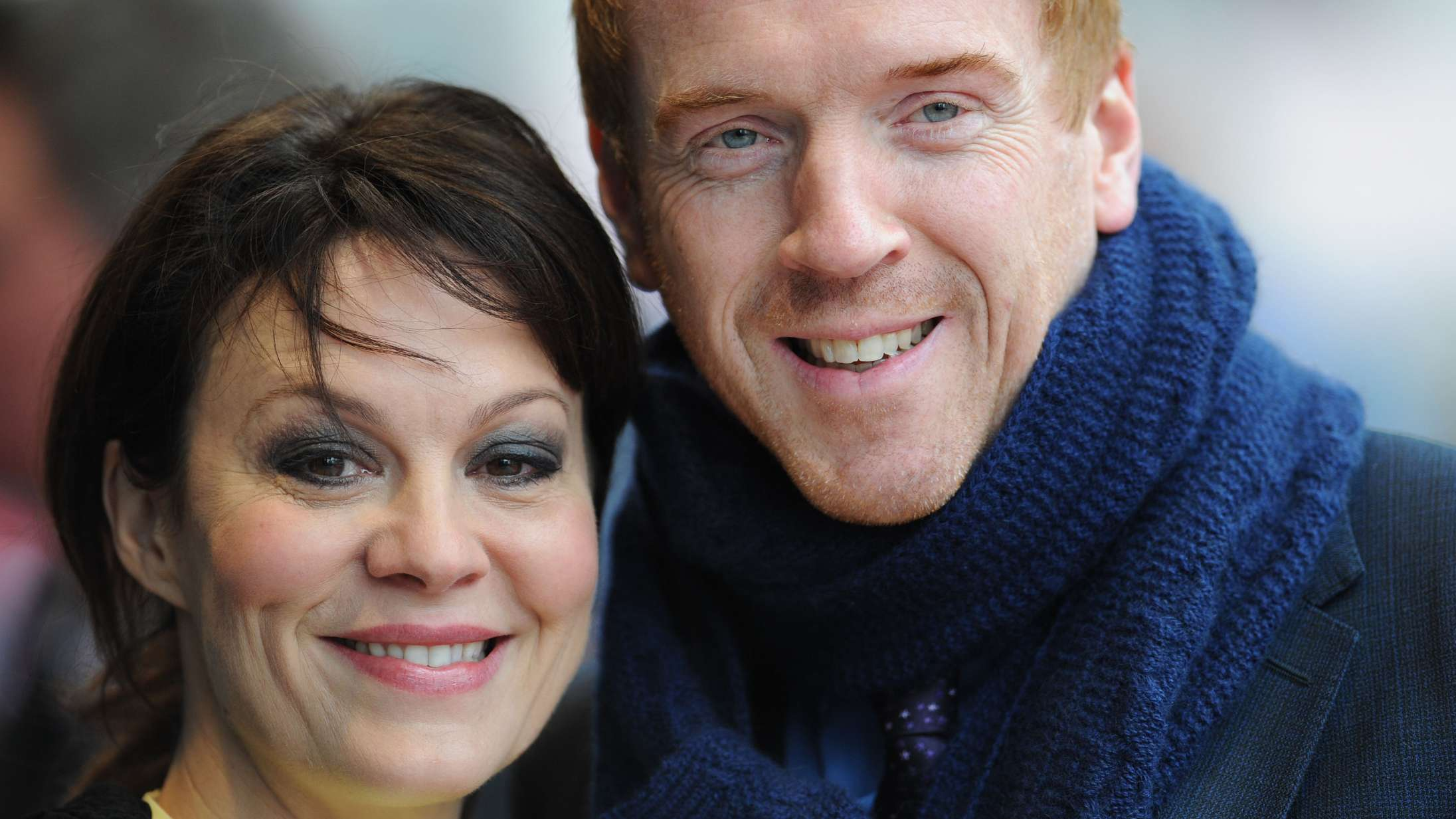 Damian Lewis hylder afdød hustru, 'Peaky Blinders'-stjerne Helen McCrory, med rørende kronik