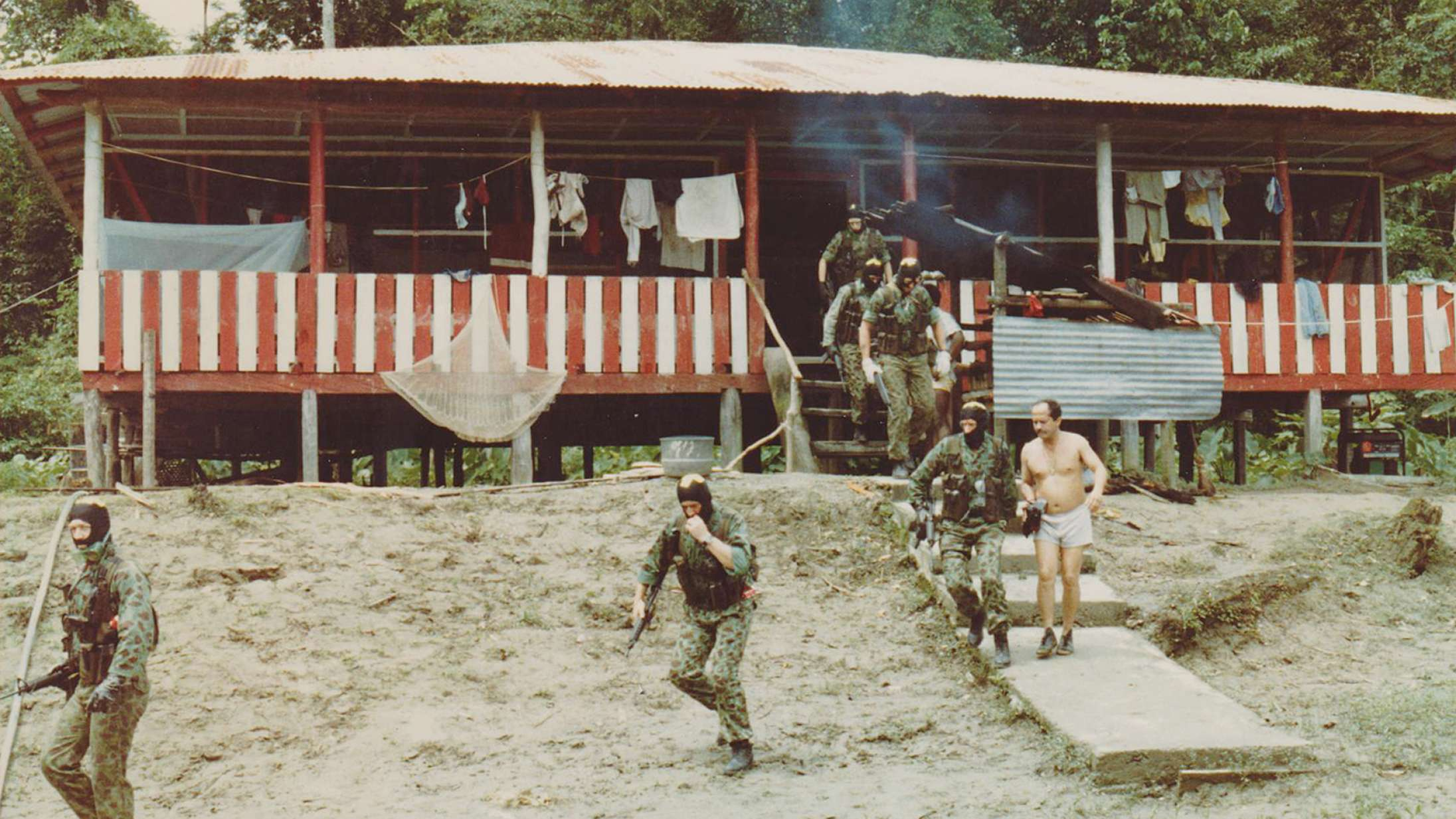 'Killing Escobar': Virkelighedens The Expendables skulle dræbe klodens mest berygtede narkobaron – nu fortæller de deres historie