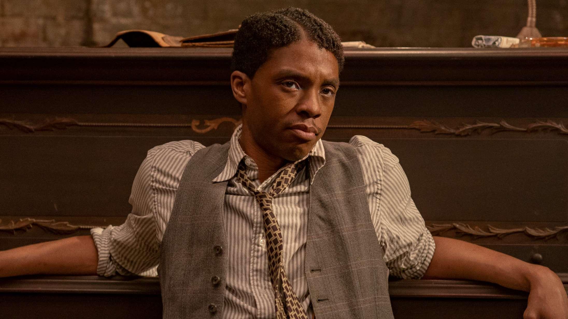 Hvorfor Chadwick Boseman overraskende tabte Oscar'en til Anthony Hopkins