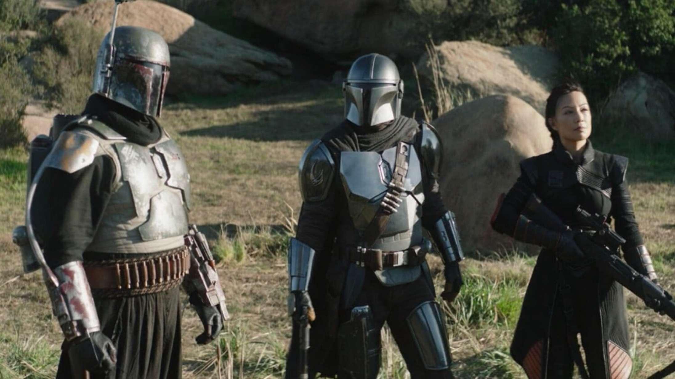 Pedro Pascal medvirker (måske) som Din Djarin i den kommende Star Wars-serie 'The Book of Boba Fett'