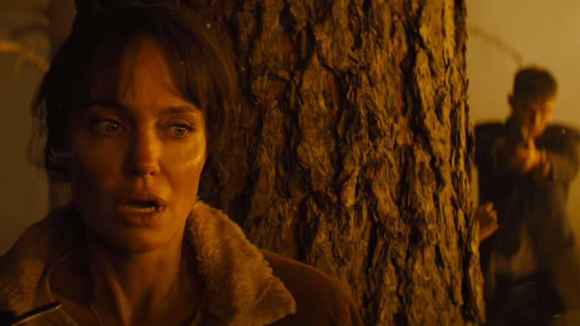 Angelina Jolie kæmper mod lejemordere i traileren til Taylor Sheridans 'Those Who Wish Me Dead'
