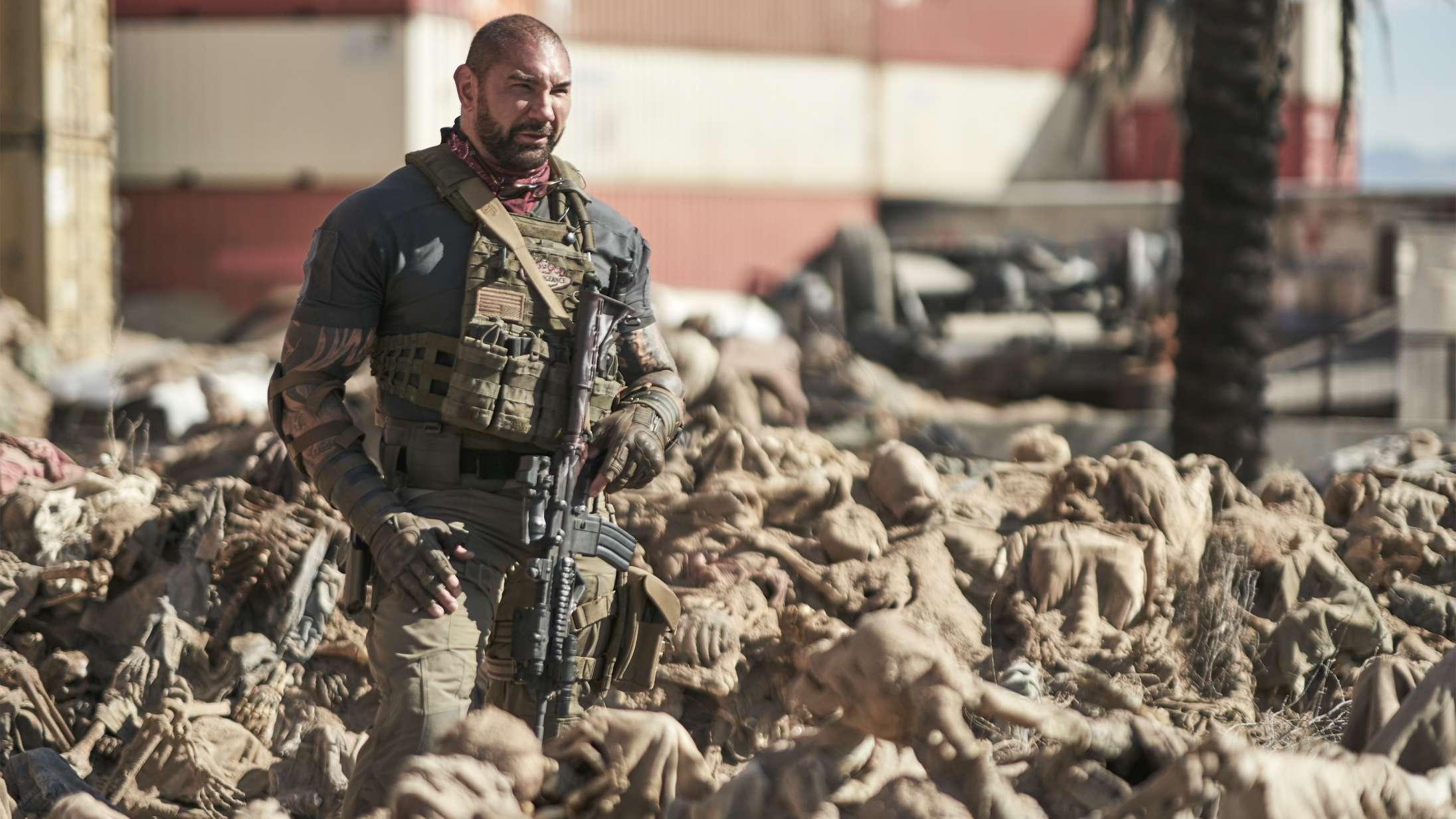 'Army of the Dead': Zack Snyders zombiefilm er torskedum – og hans mest vedkommende film i årevis
