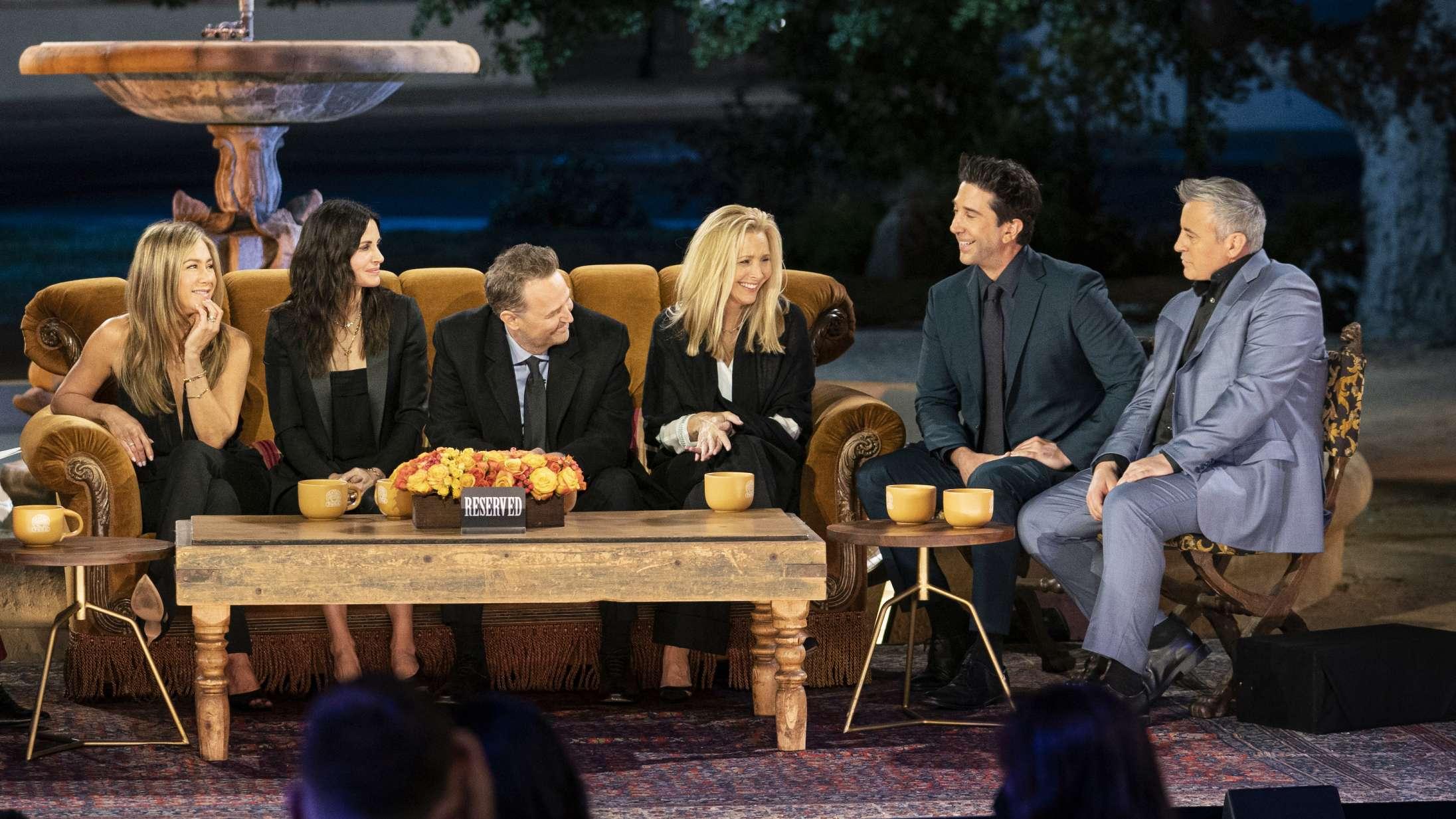 Jeg var klar til at hade 'Friends'-genforeningen – men endte med at elske den