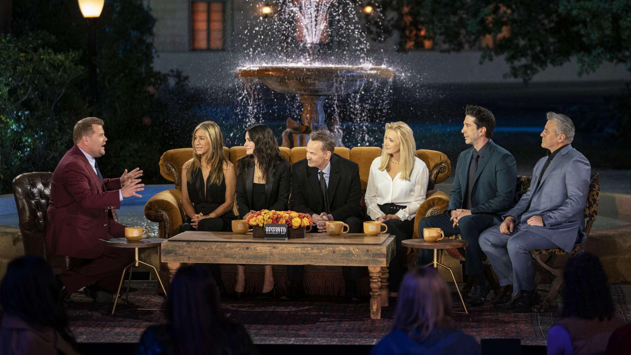 Derfor er 'Friends'-genforeningen ikke et rigtigt afsnit af serien