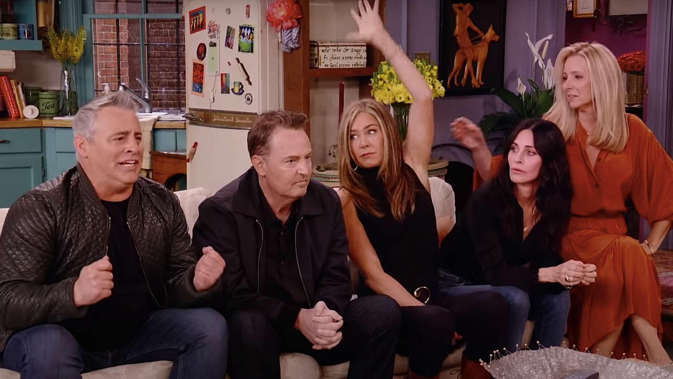 Vores første reaktioner på den nye 'Friends'-trailer: »Kunne det VÆRE mere syret?!«