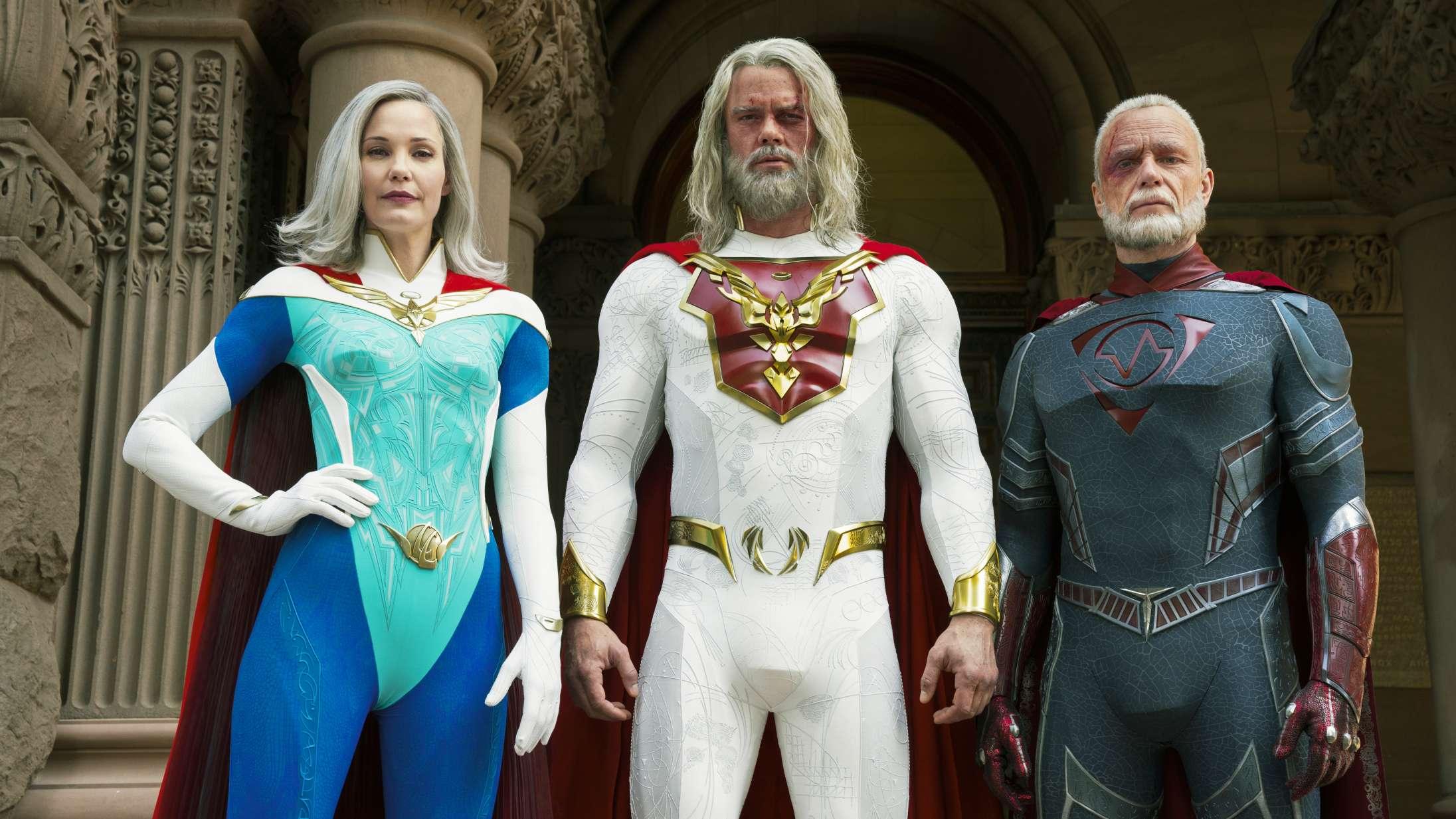 'Jupiter's Legacy': Netflix' nyeste superhelteserie er ikke engang god nok til hatewatching