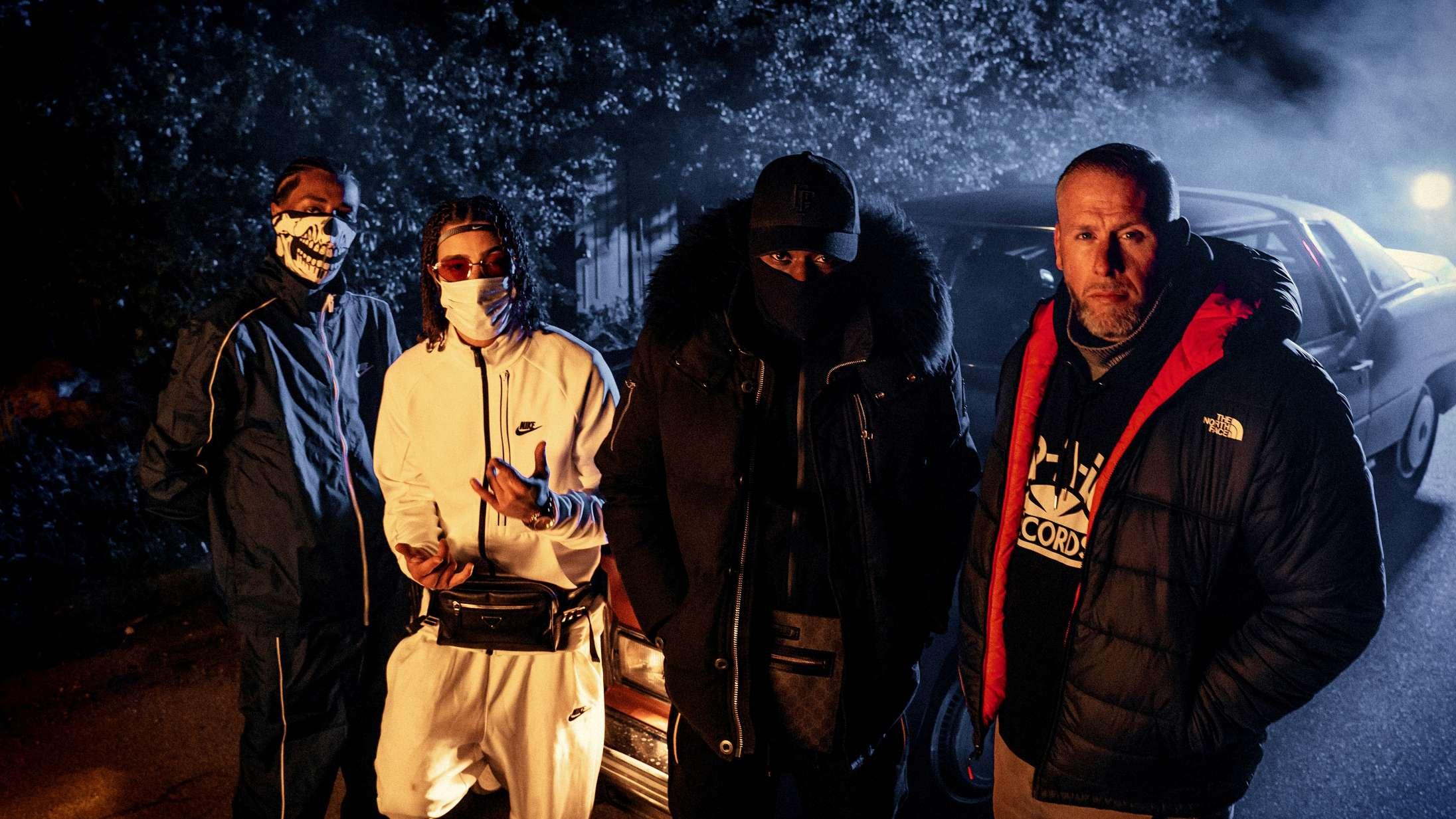 L.O.C. udgiver tre nye sange – og samarbejder med Aarhus' mest kontroversielle rapgruppe