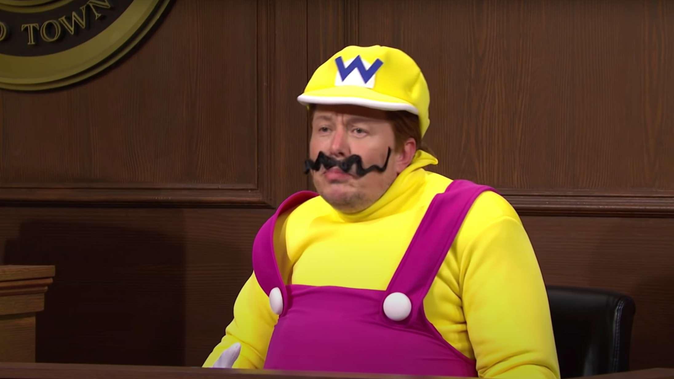 Wario anklages for mord, og Luigi sender dick pics i 'SNL'-sketch med Elon Musk