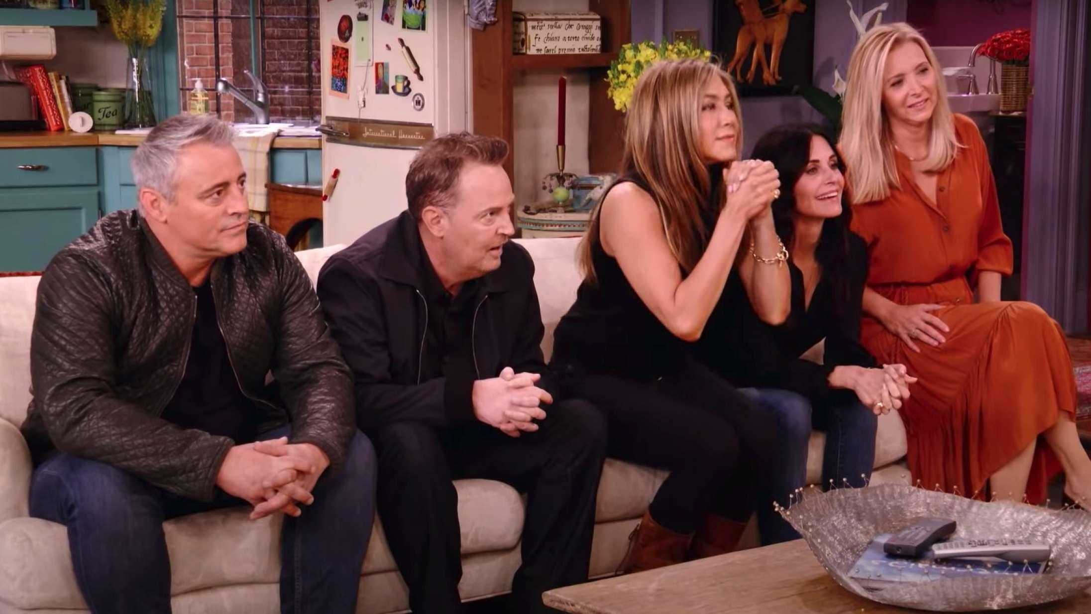 Lyt til Soundvenue Streamer: Den hvor 'Friends: The Reunion' tvinger kynikerne i knæ