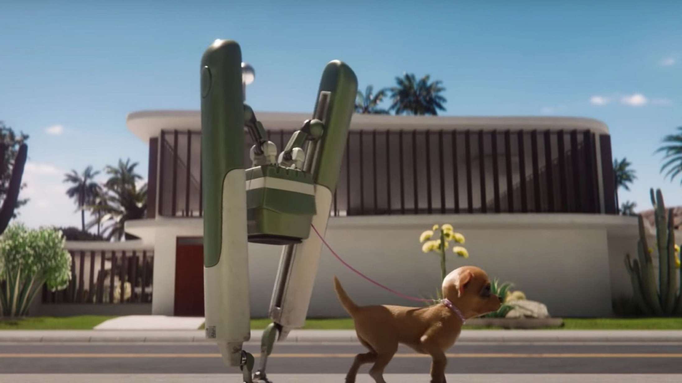 'Love, Death & Robots' sæson 2: Netflix' animationsserie for voksne er stadig overraskende og innovativ