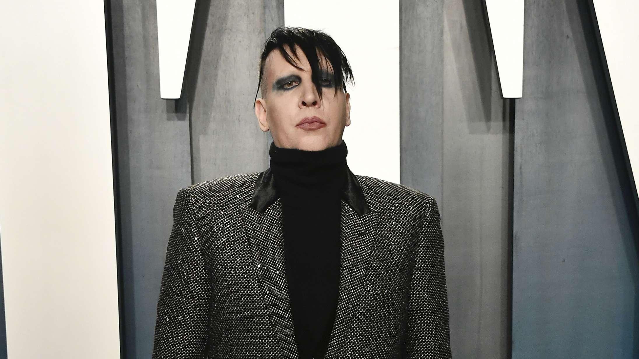 »Jeg overlevede et monster«: Marilyn Mansons ekskæreste Ashley Morgan Smithline deler gruopvækkende detaljer om overgreb
