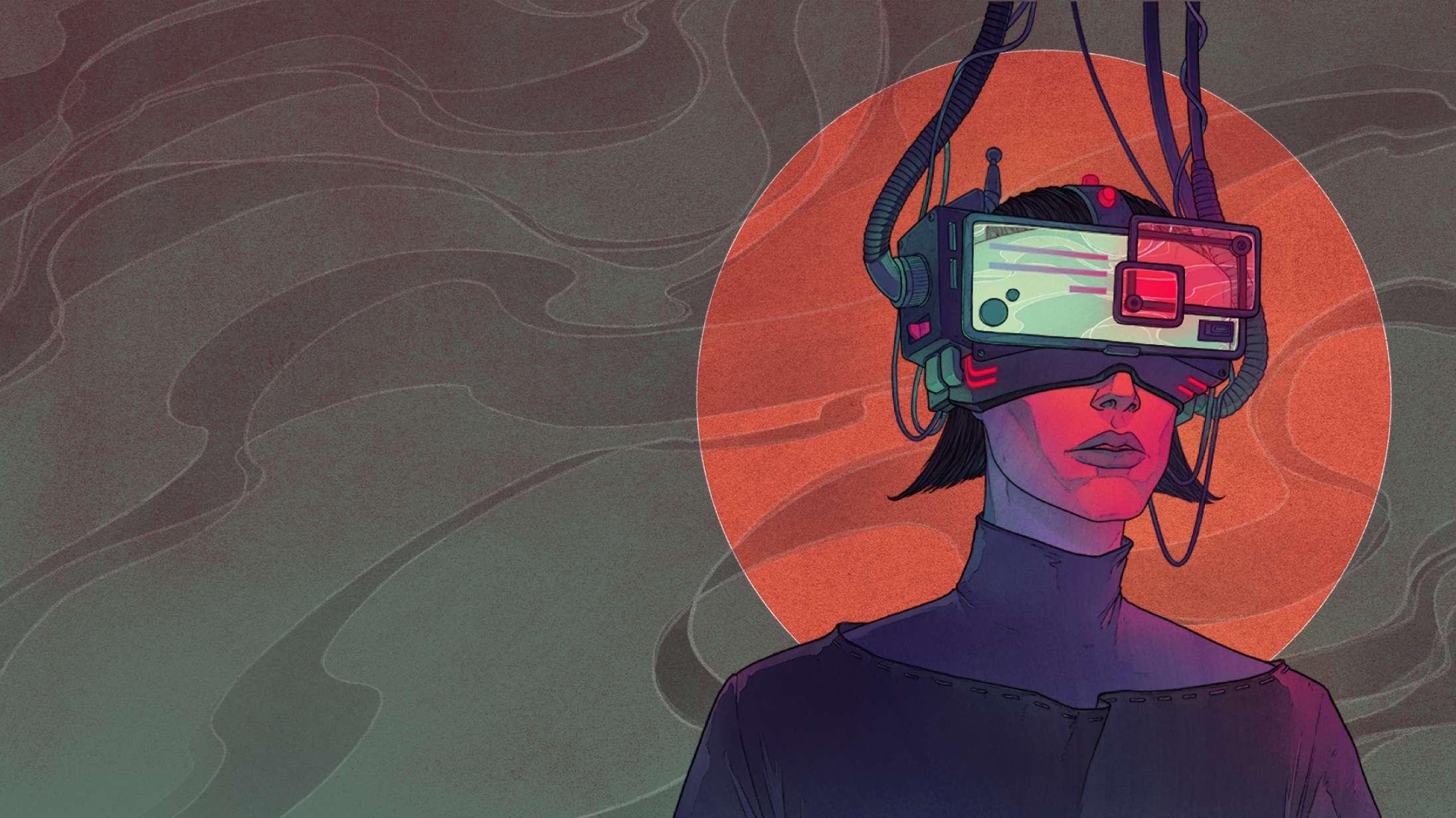 'Mind Scanners' er et ubehageligt og dystopisk indblik i et samfund besat af at udrydde psykisk sygdom