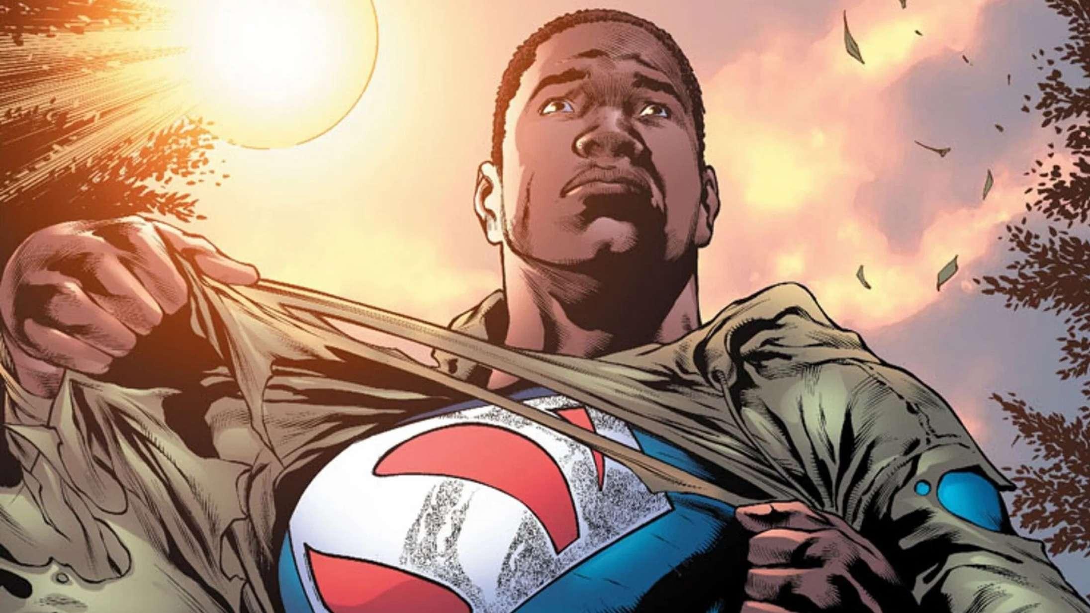 John Boyega peger på sine to favoritter til Superman-rollen i kommende film
