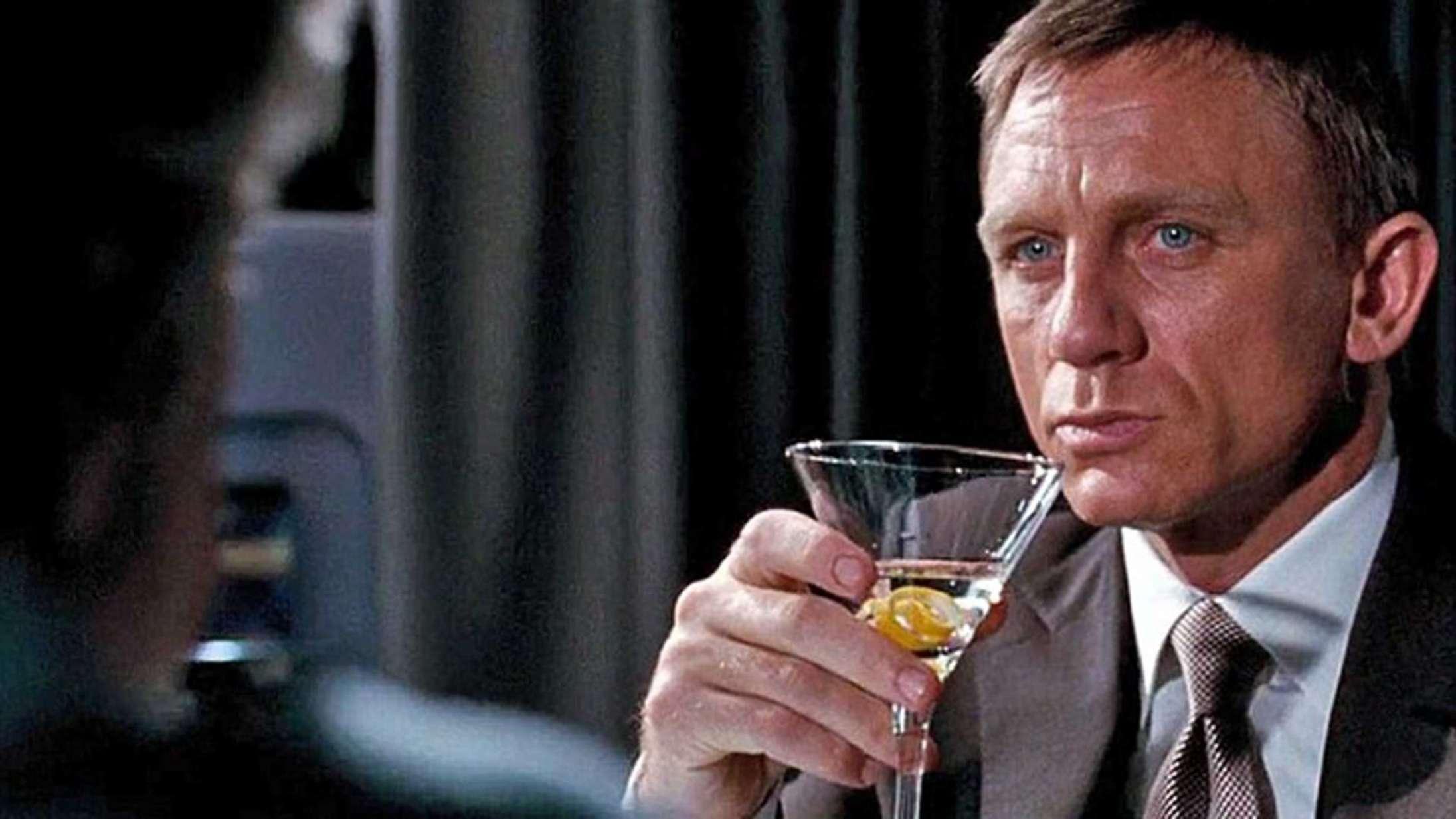 Britisk stjerne fejlede James Bond-audition efter druktur med Daniel Craig