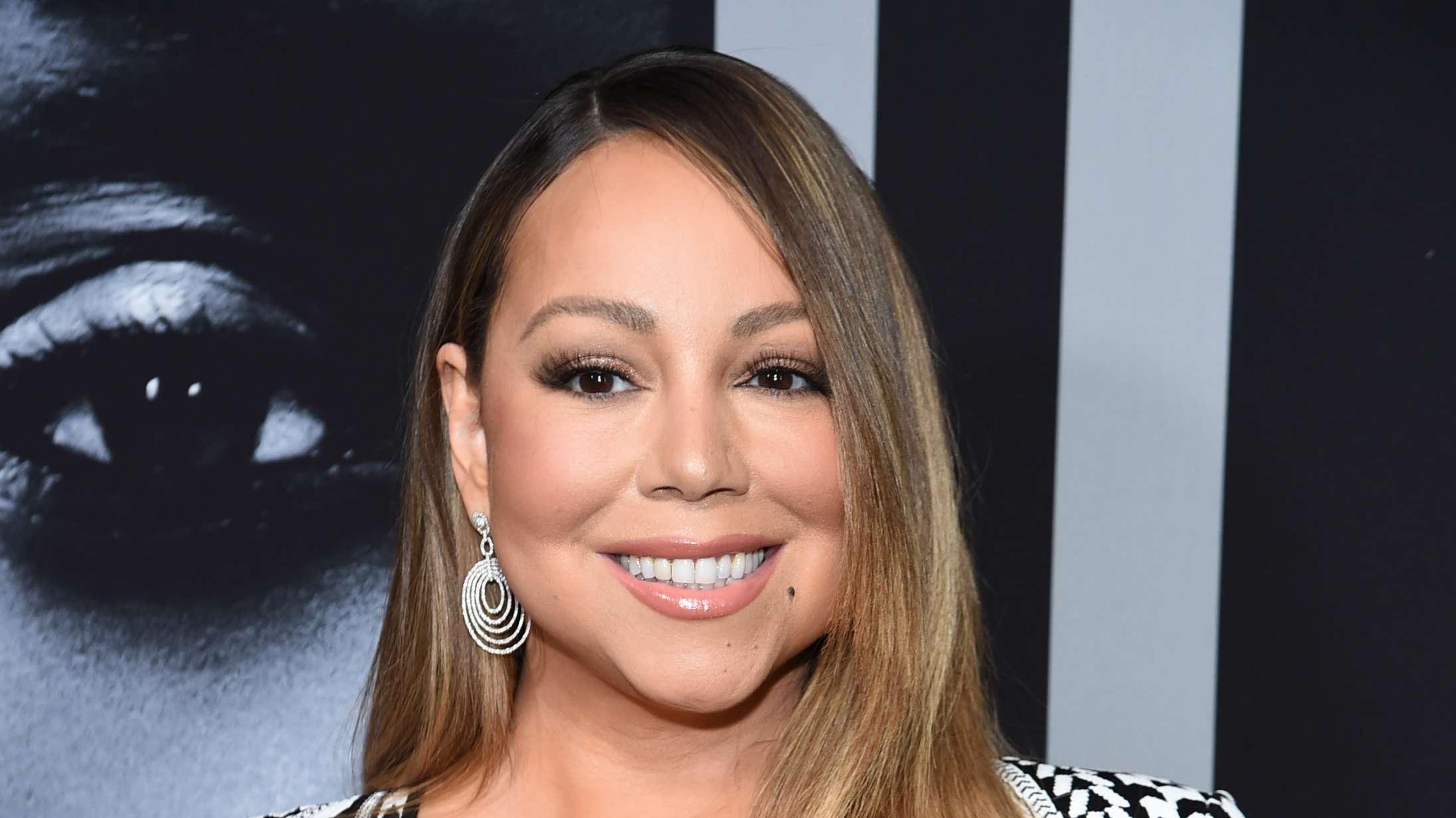 Har Mariah Carey lige lavet årets Eminem-sviner på TikTok?