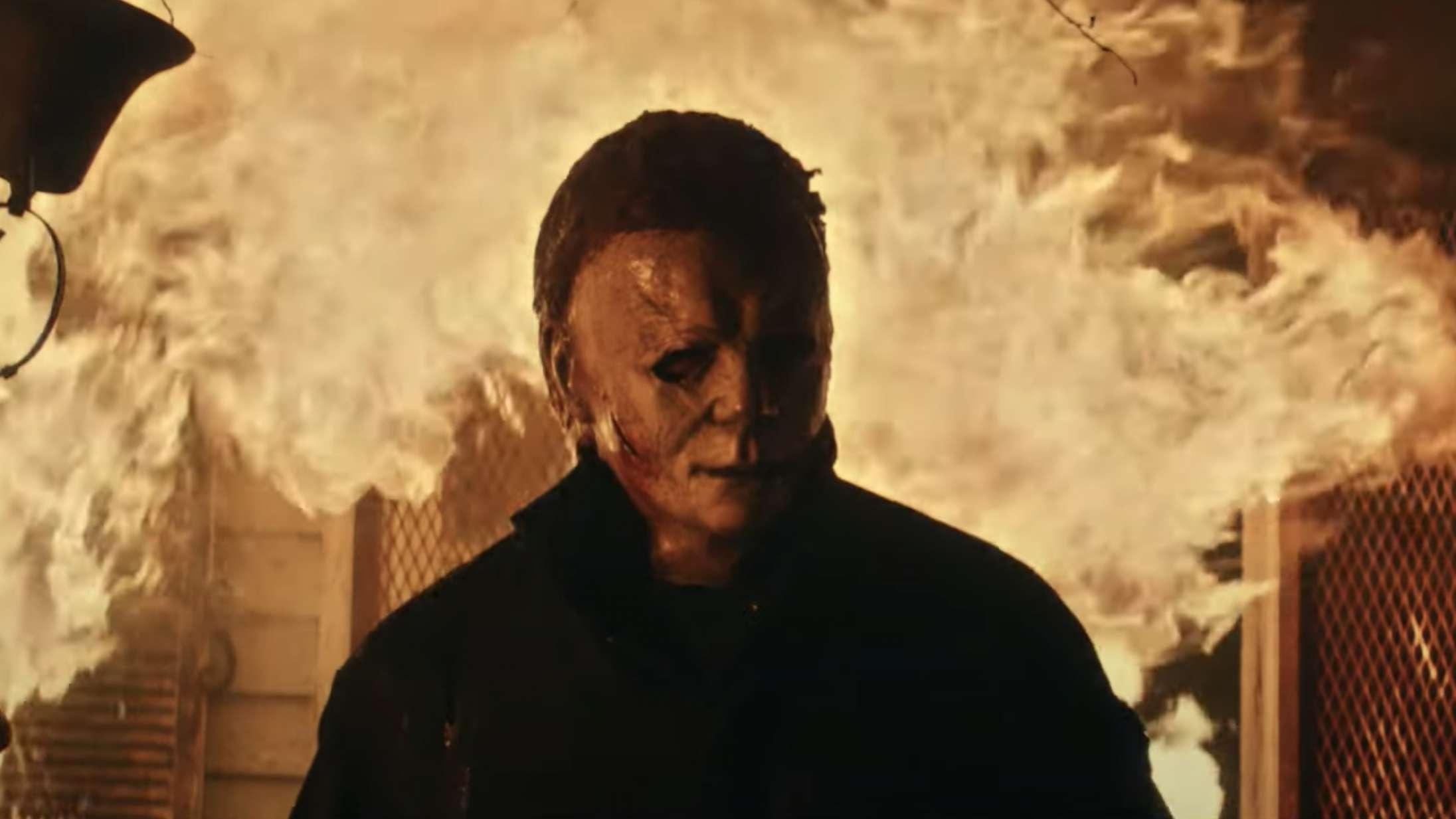 Michael Myers er tilbage i den blodige trailer til 'Halloween Kills'